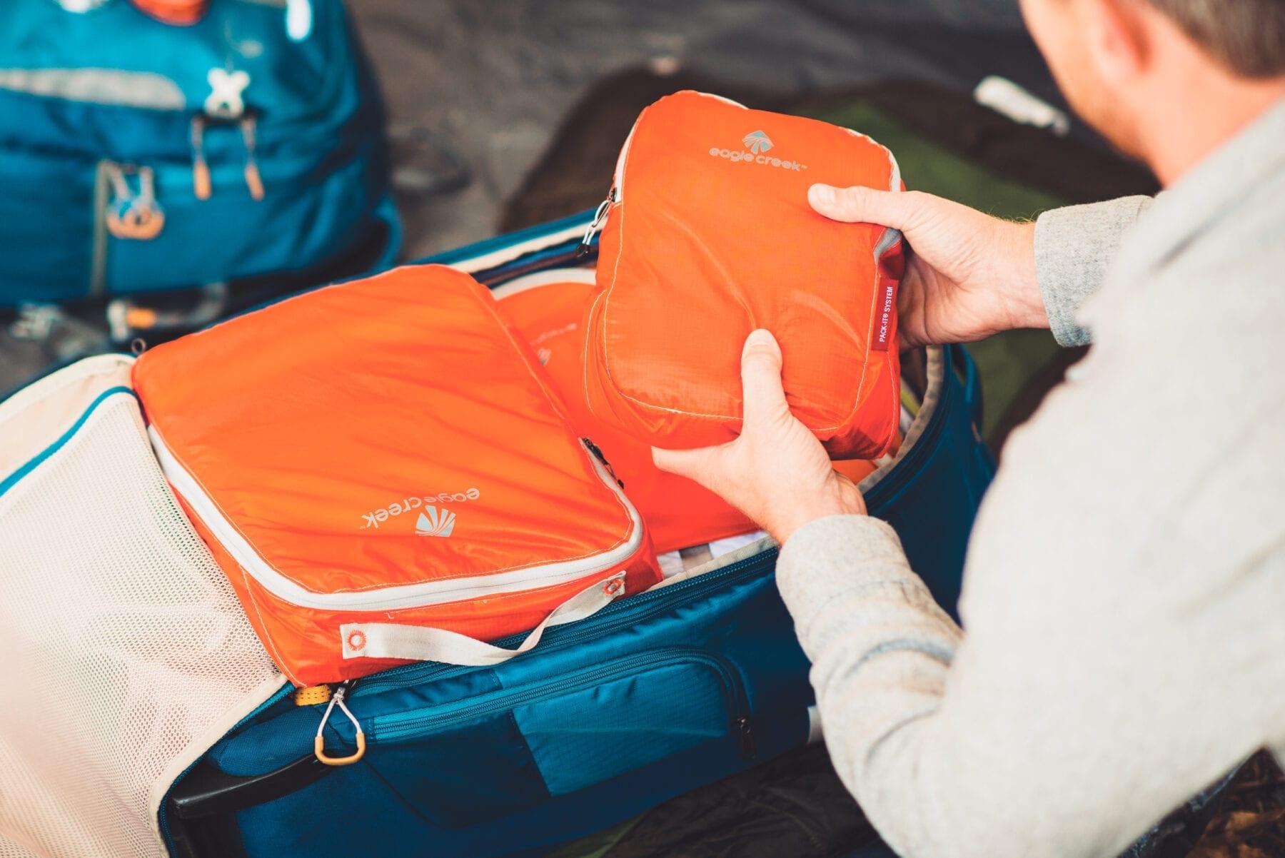 Pakzak bagage
