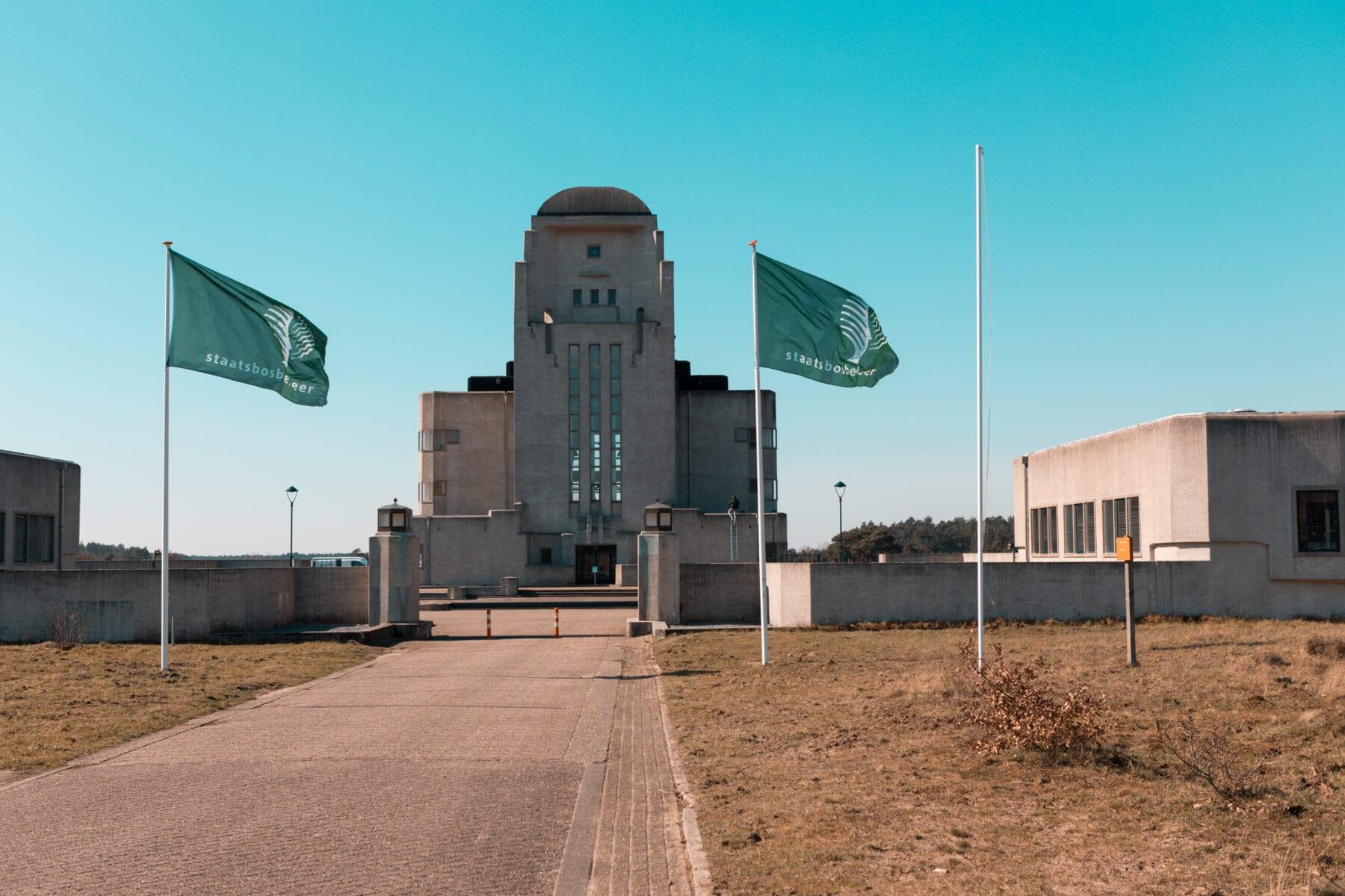 Wandelingen Staatsbosbeheer bij Radio Kootwijk