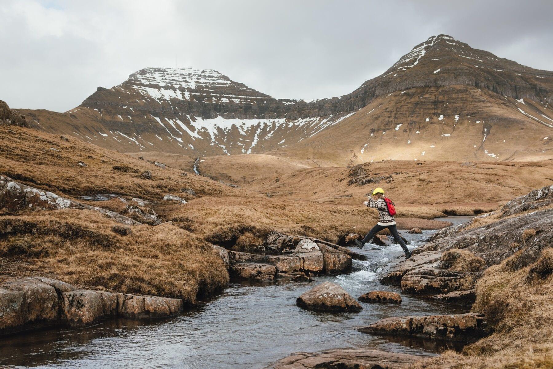 Faeröer eilanden virtueel bezoeken
