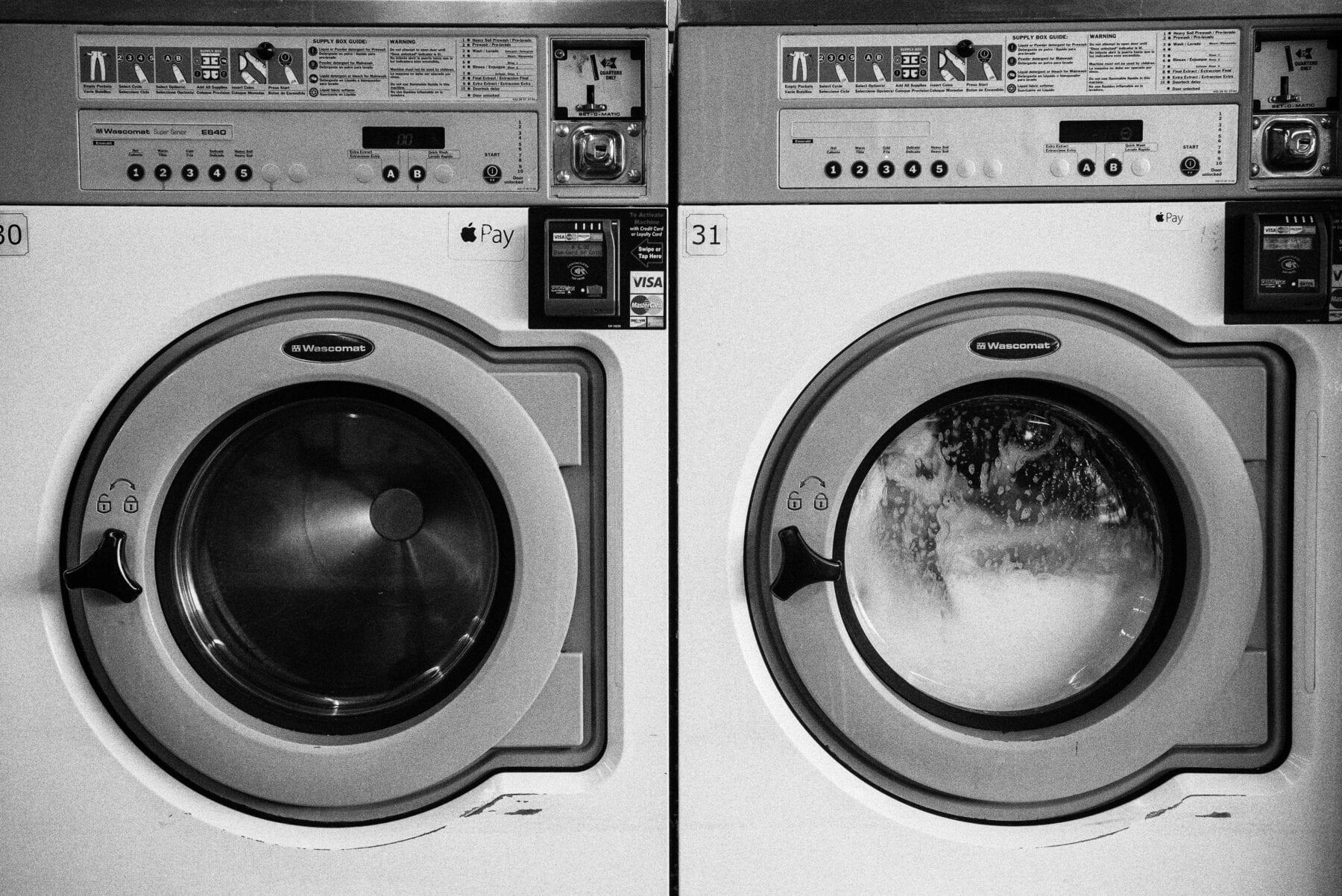 Synthetische kleding wassen