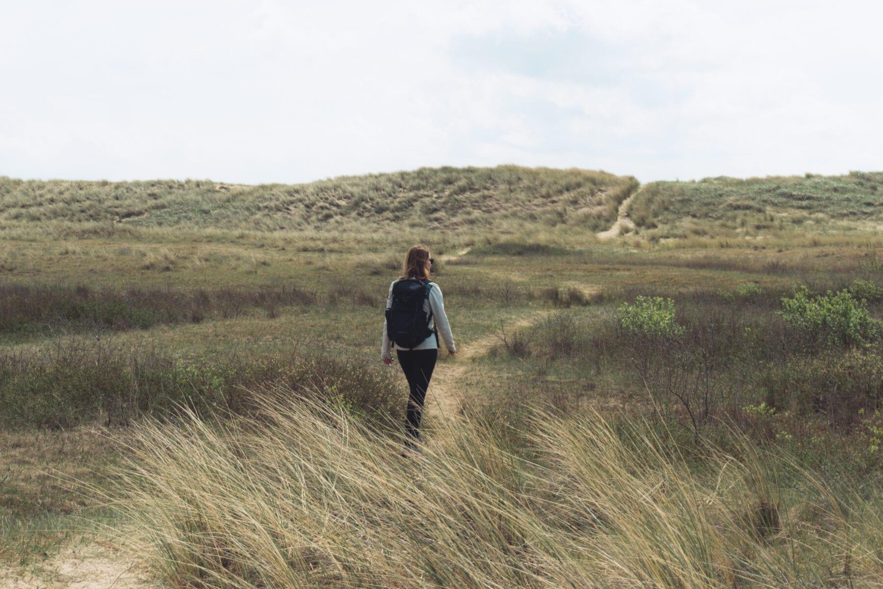 Wandeling Texel