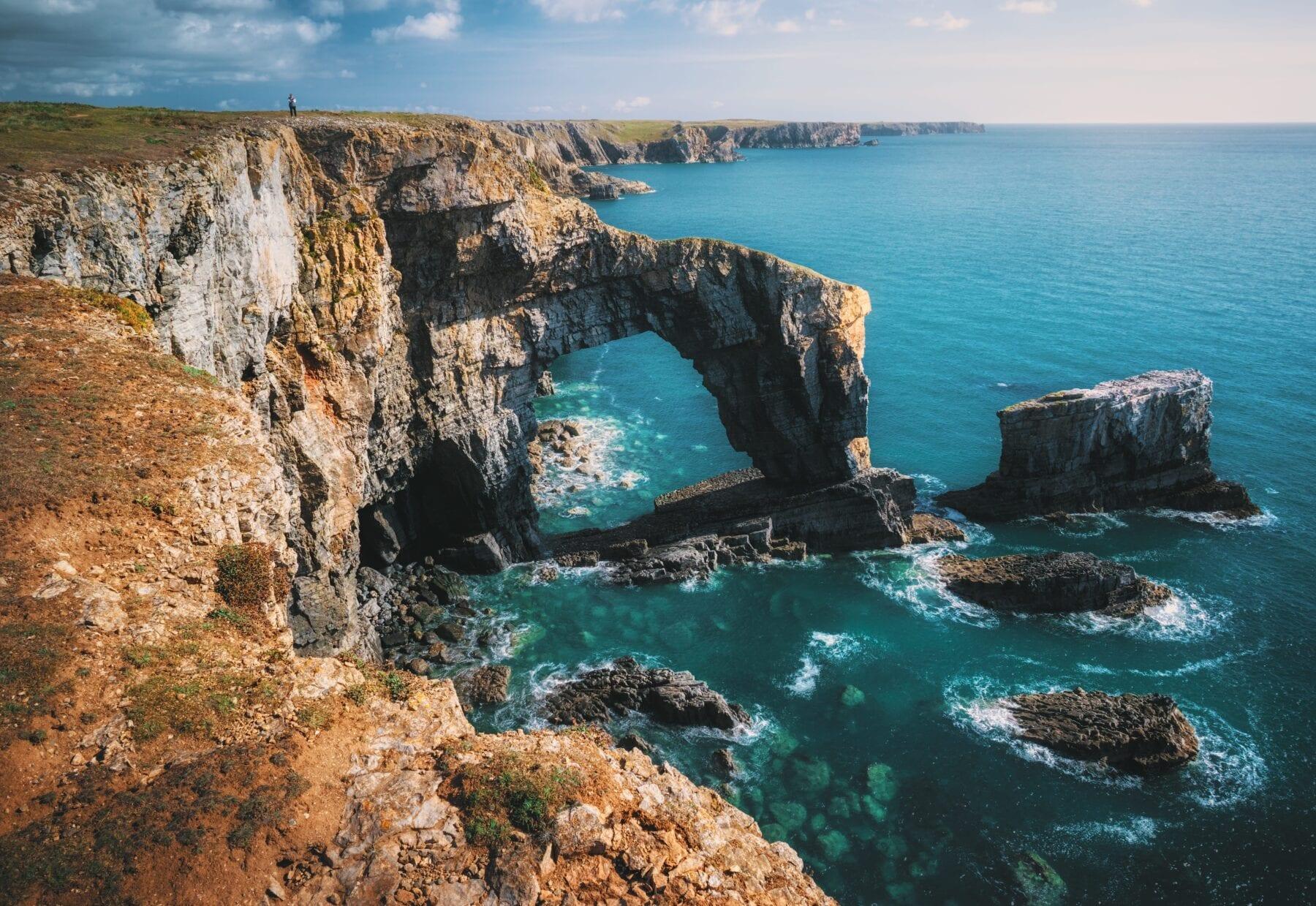 10 mooiste Engelse Nationale Parken Pembrokeshire Coast