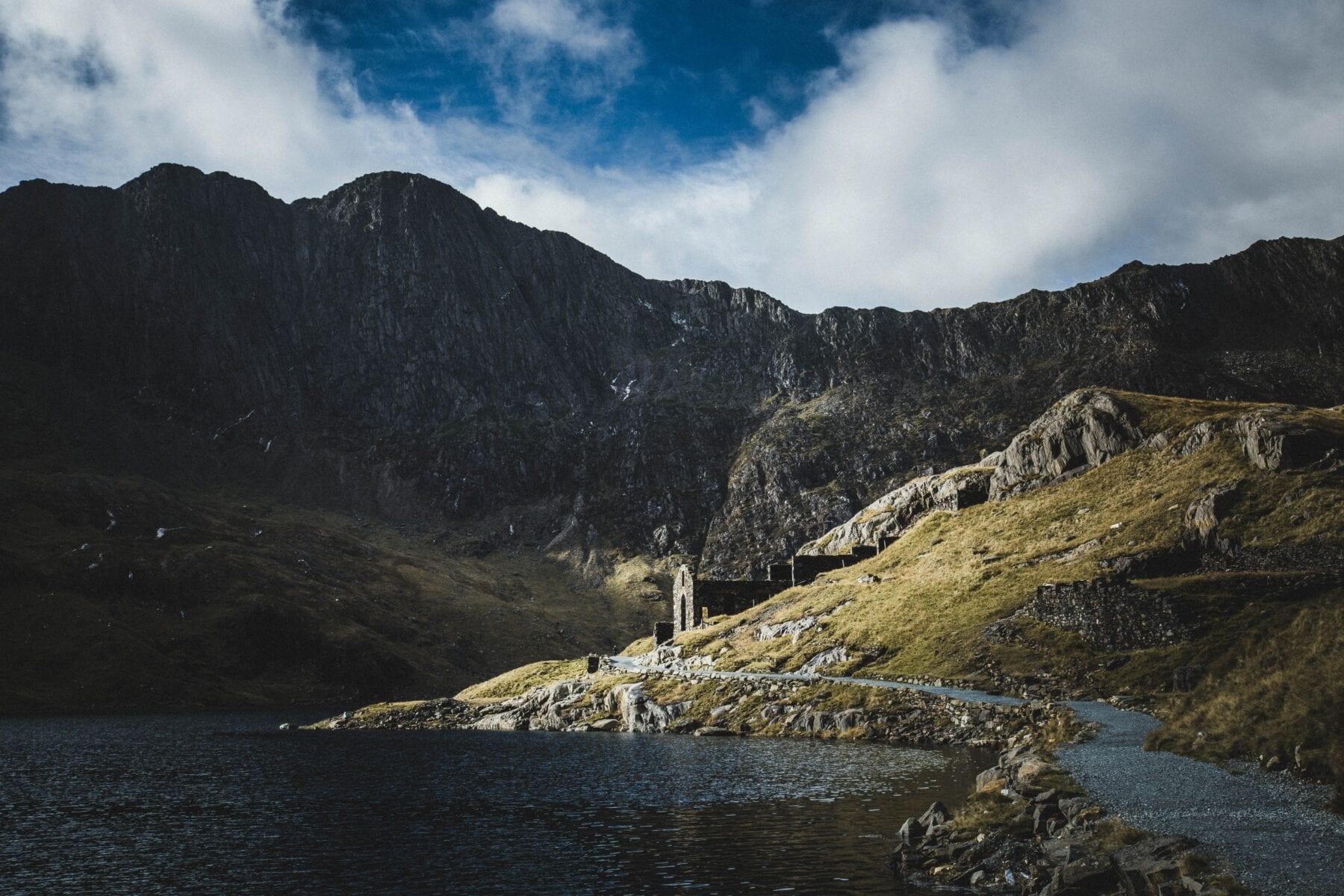 10 mooiste Engelse Nationale Parken Snowdonia
