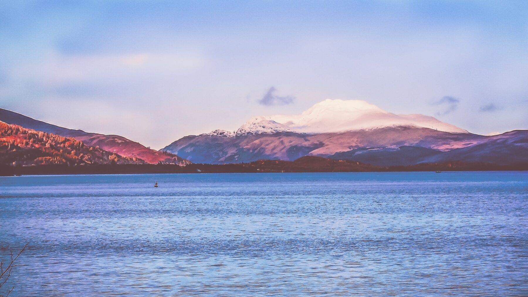 10 mooiste Engelse Nationale Parken Loch Lomond