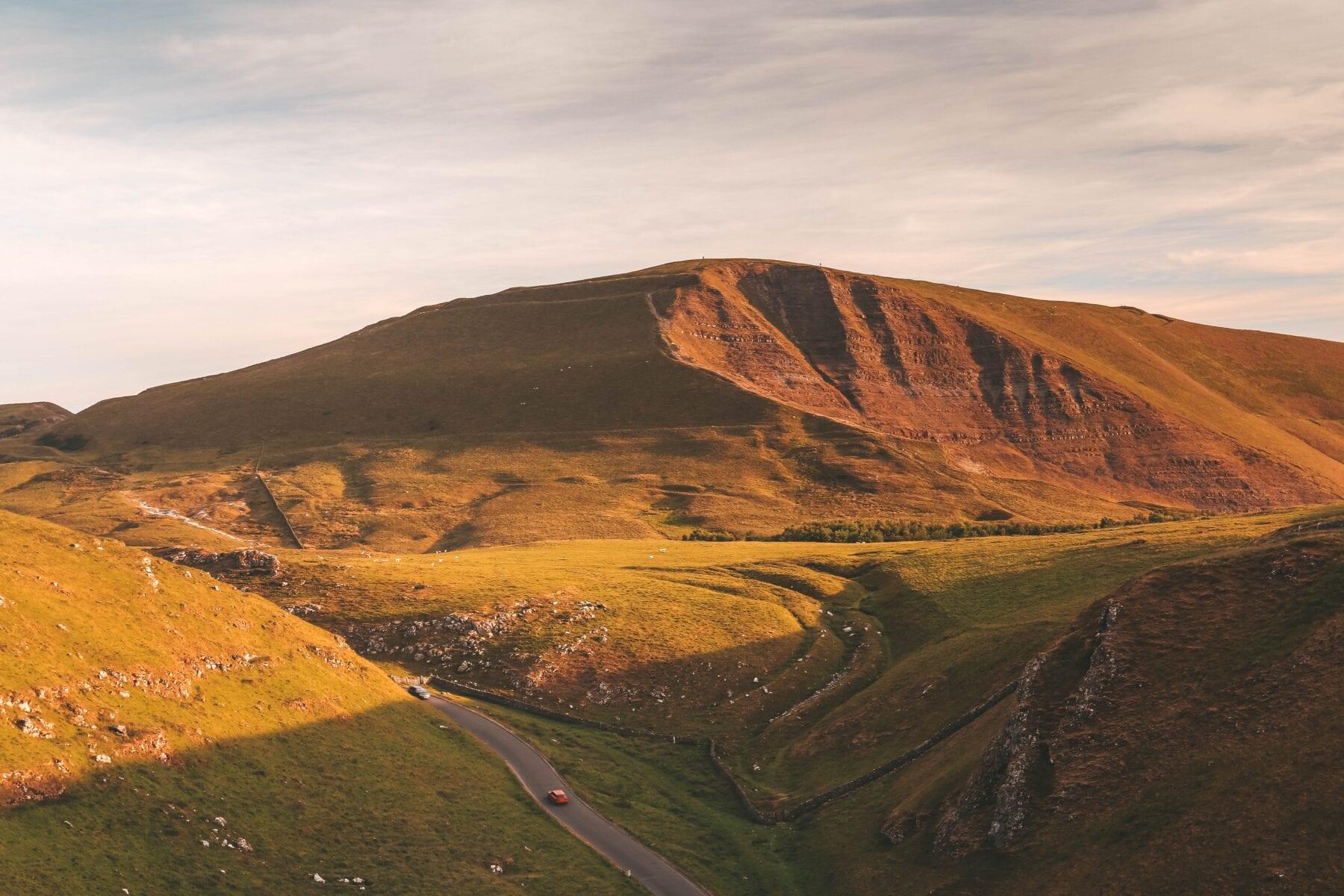 10 mooiste Engelse Nationale Parken Peak District