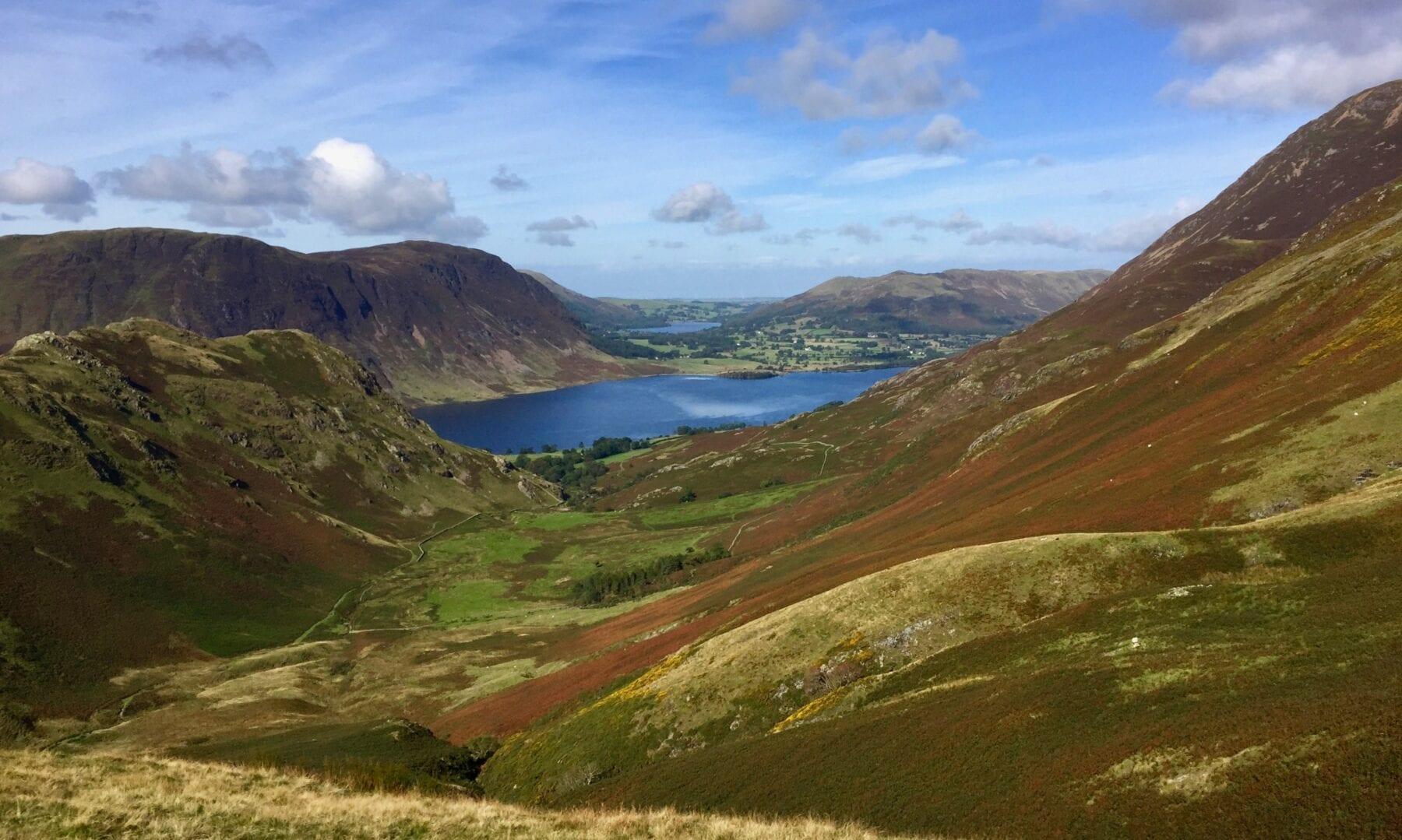 10 mooiste Engelse Nationale Parken Lake District