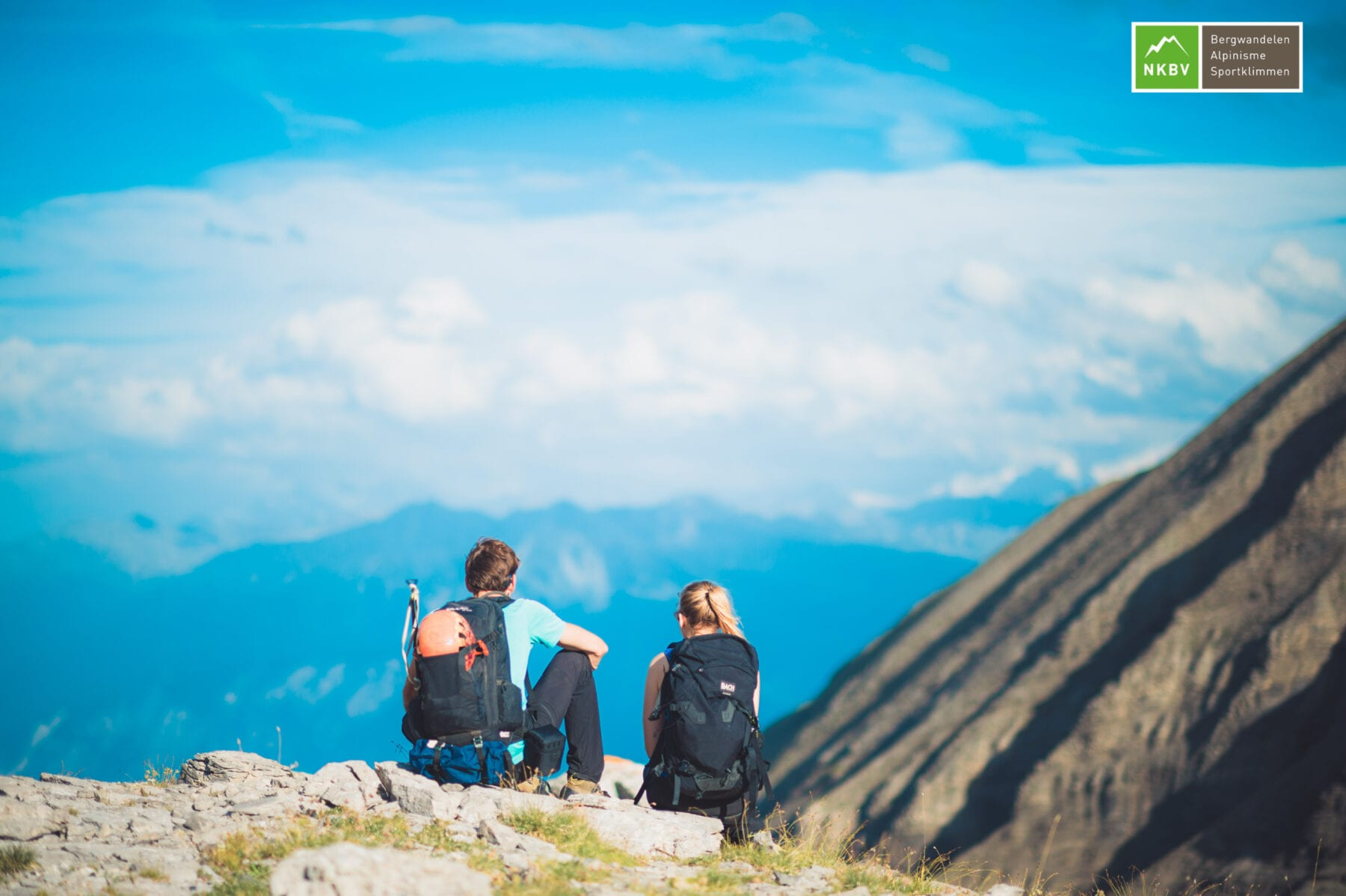 bergen in na de Corona versoepelingen chillen