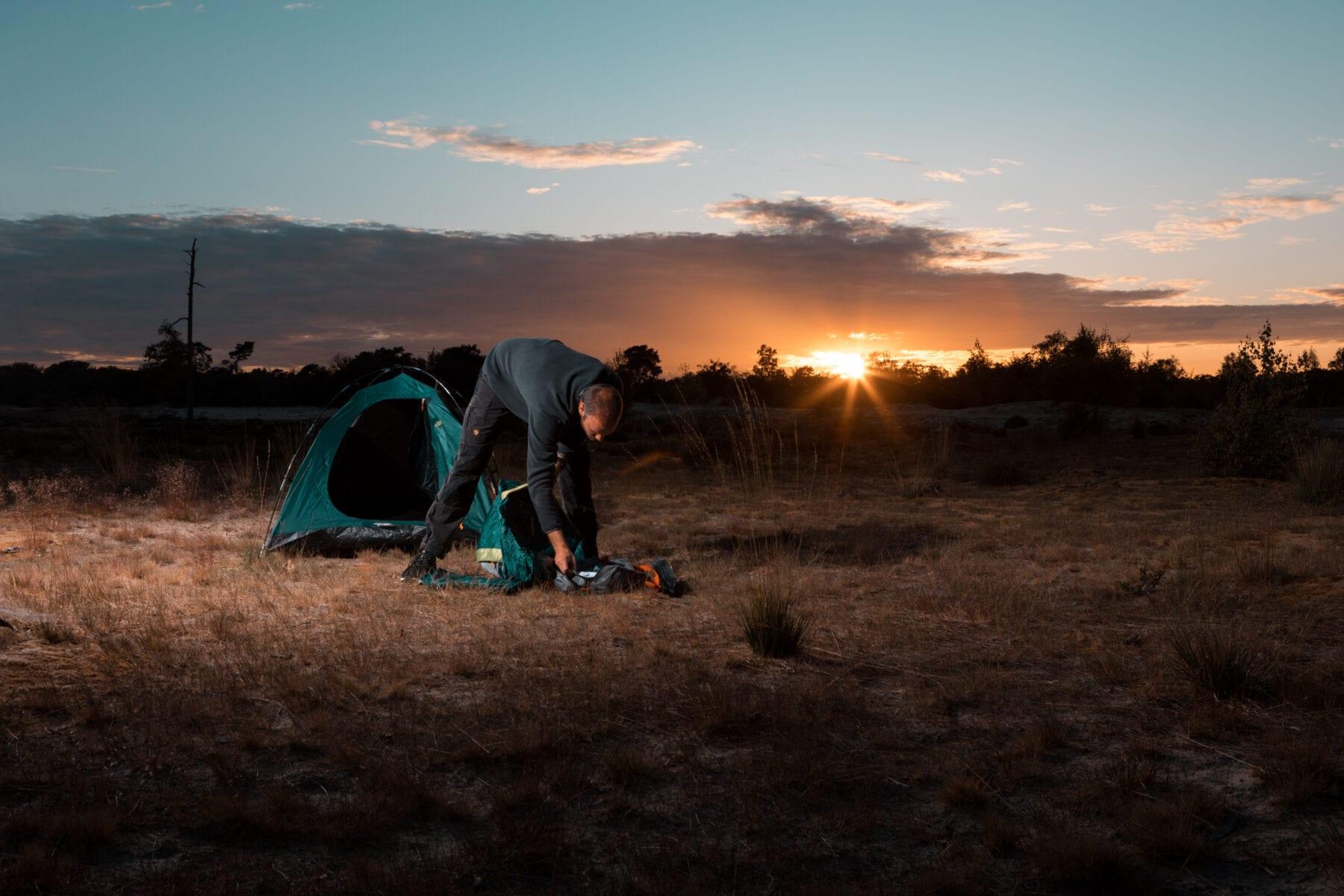 Coleman tent Kobuk Valley 2
