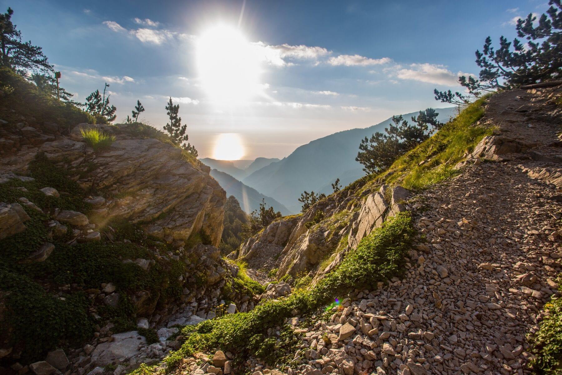Mount Olympus, Griekenland