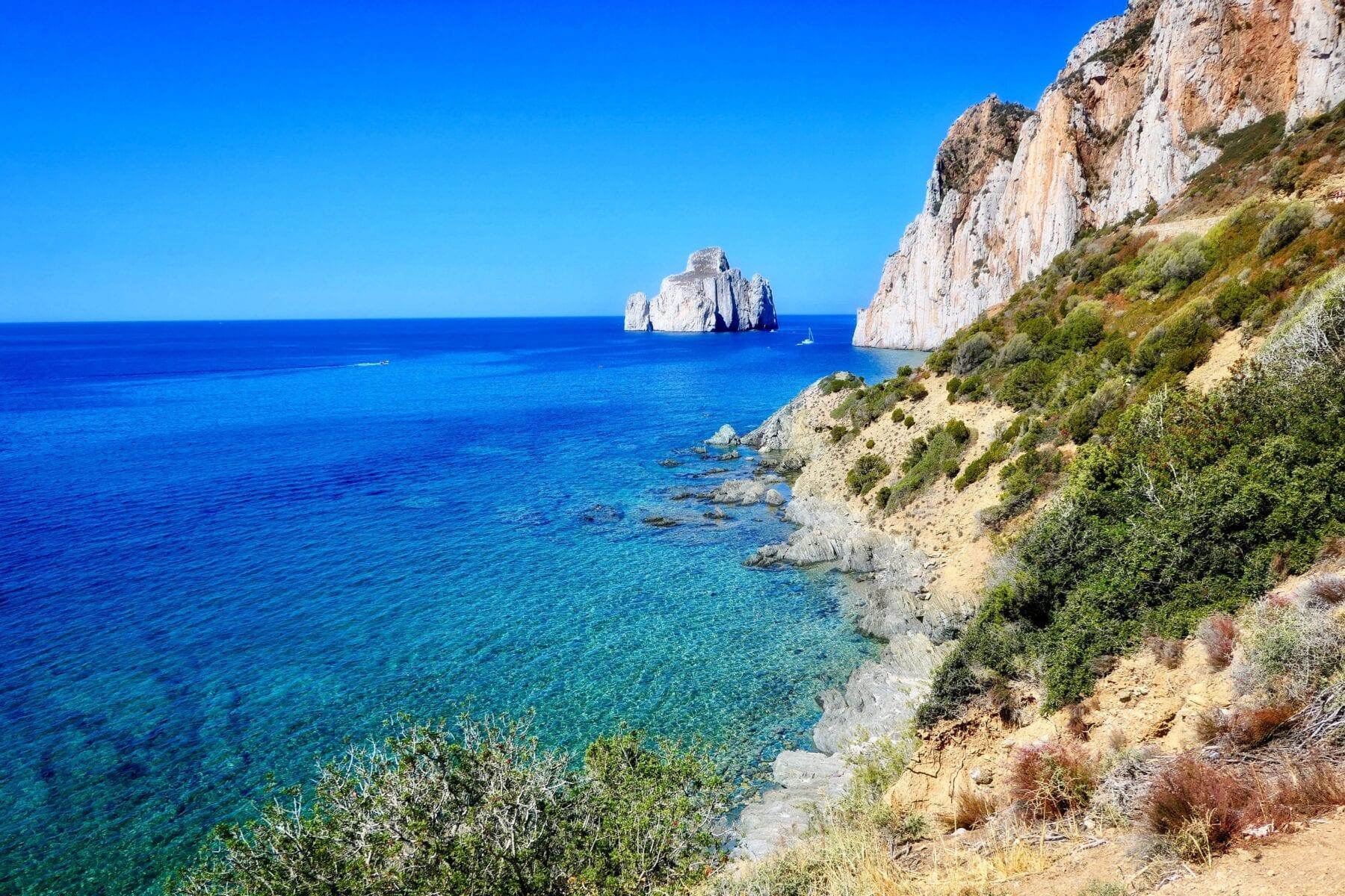 Sentiero dei Parchi Sardinië