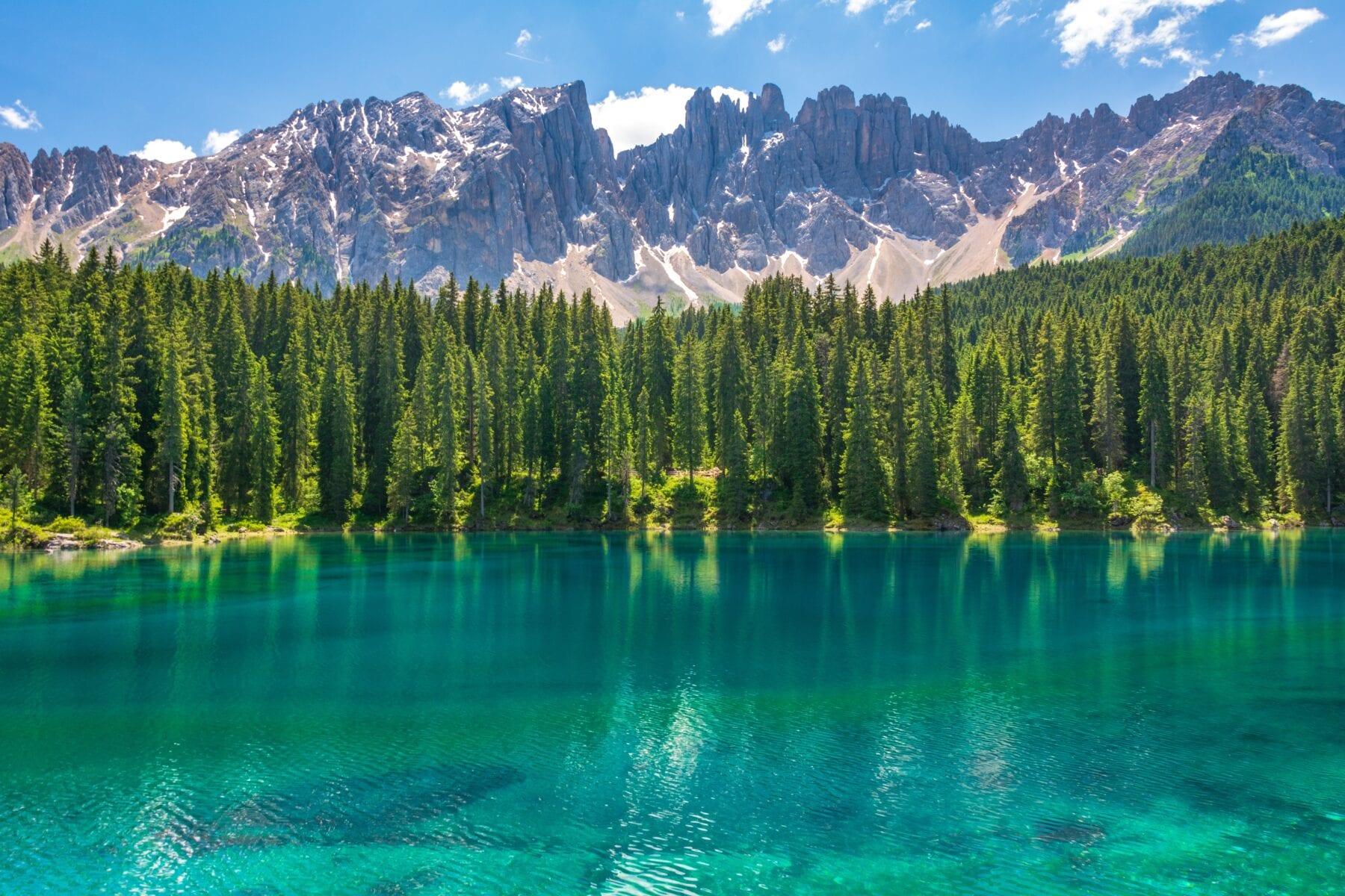 Sentiero dei Parchi wandelroute Italië