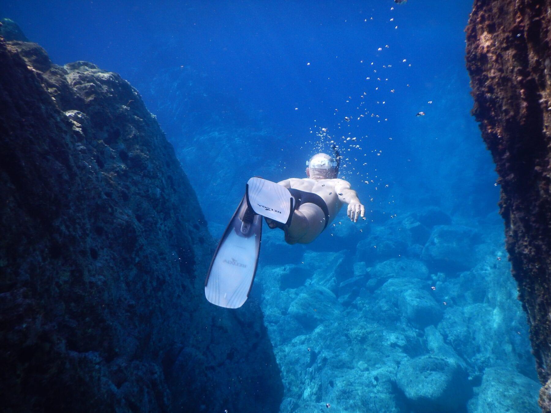 tips voor snorkelen duiken