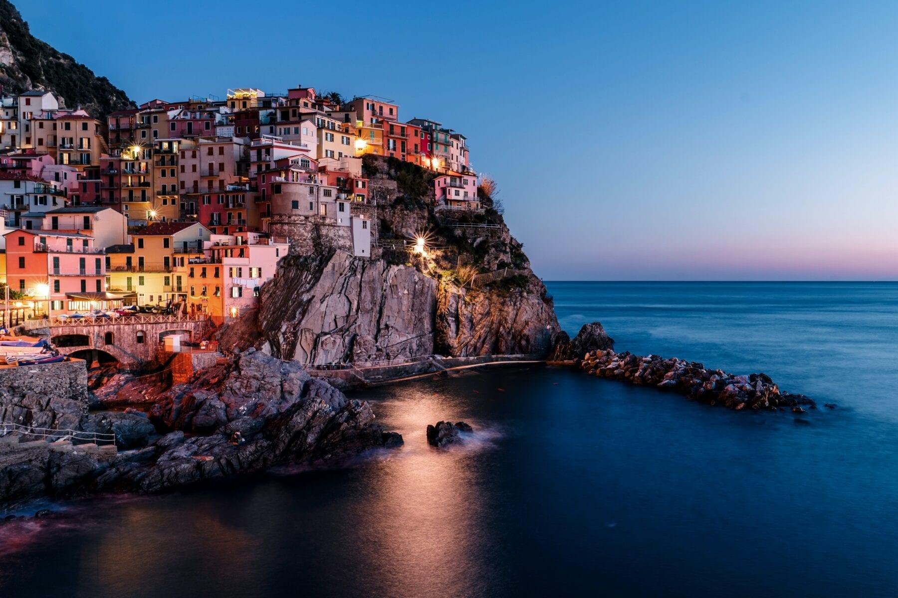 wandelen in italie Cinque Terre