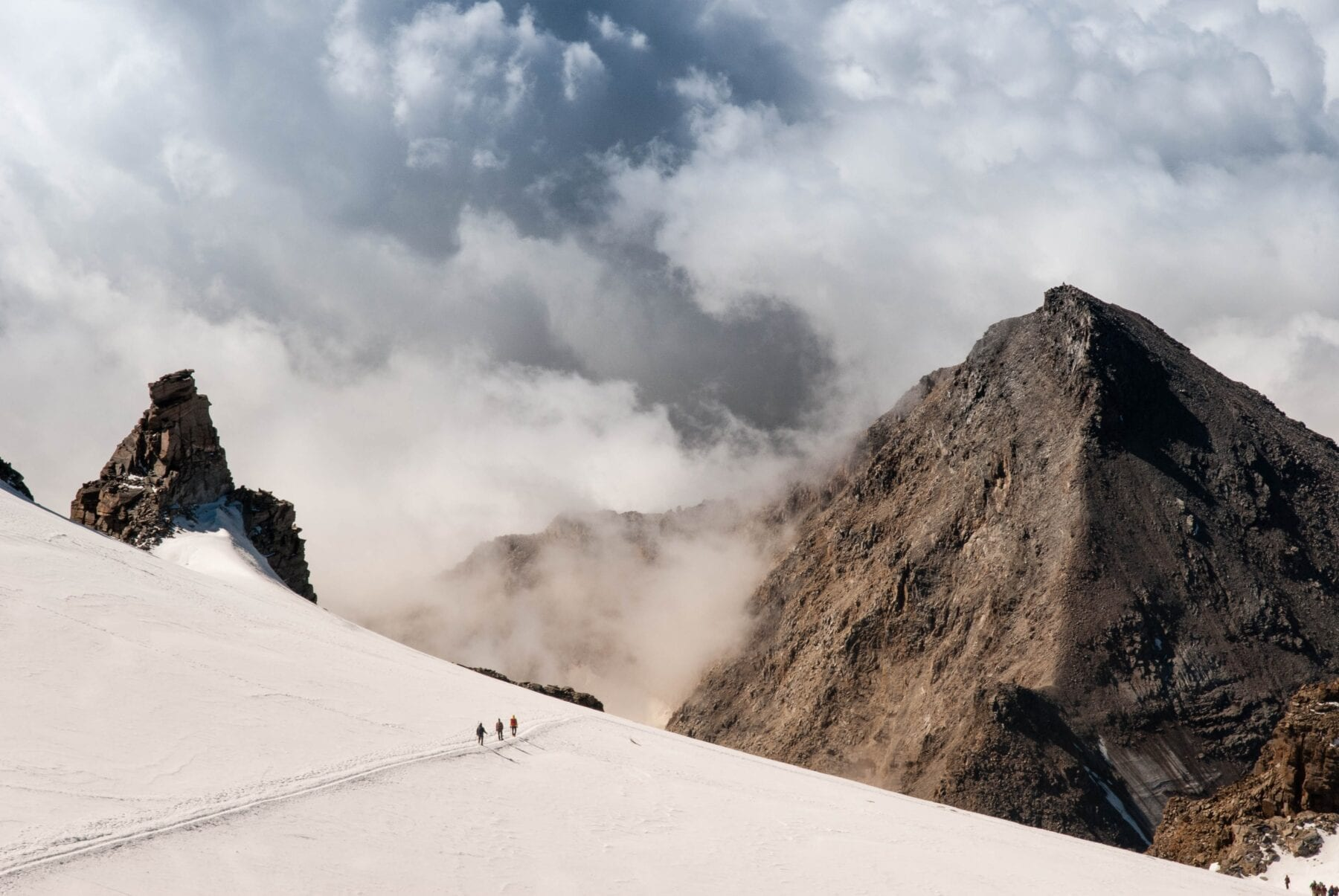 wandelen in italie Gran Paradiso
