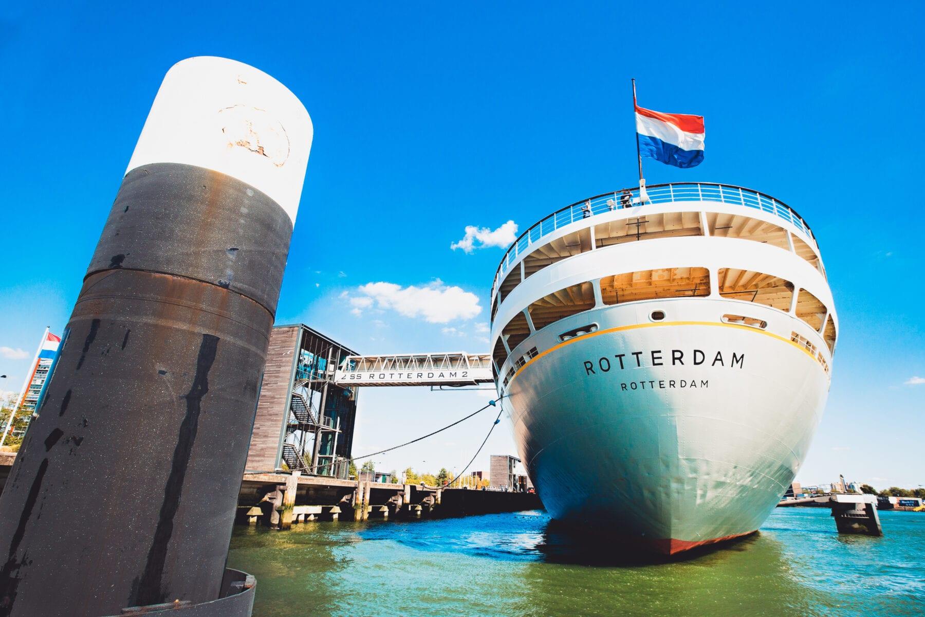 Mooiste havenplekjes van Rotterdam