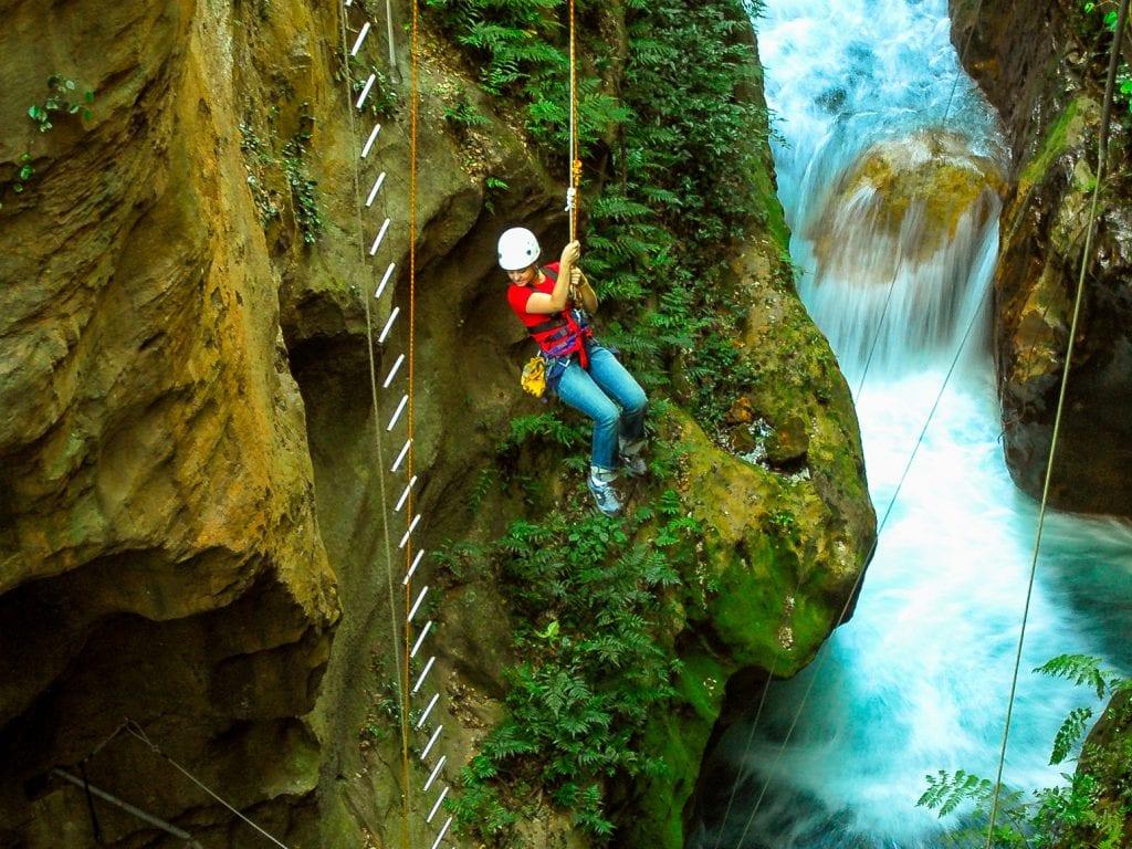 Adrenaline activiteiten in Centraal-Amerika