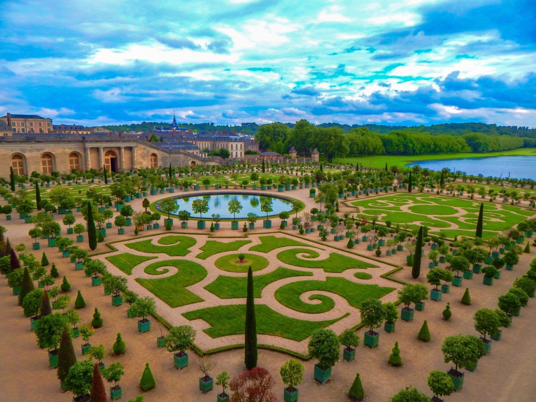 Bijzondere bestemmingen in Europa Versailles