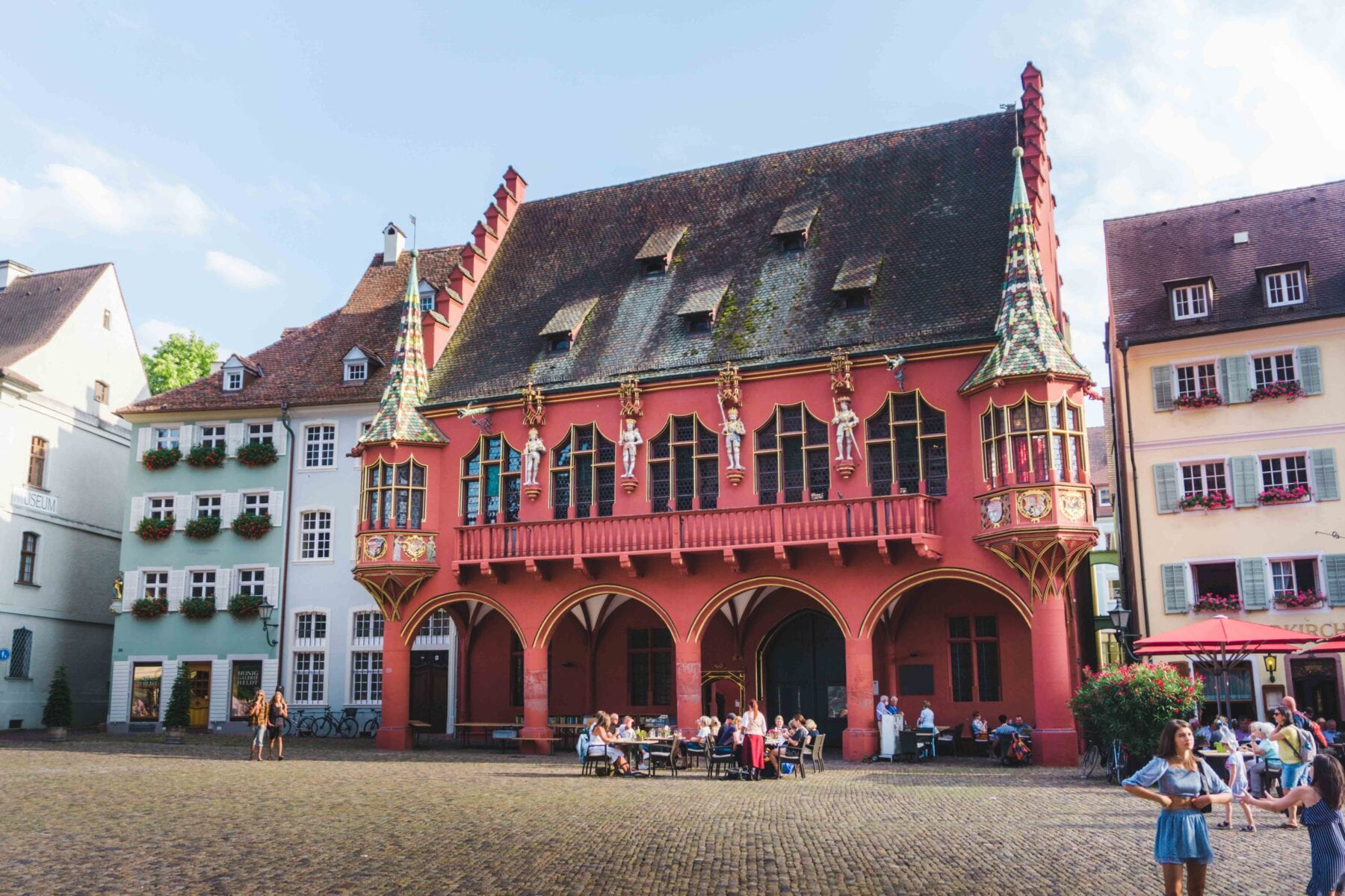 Freiburg Duitsland