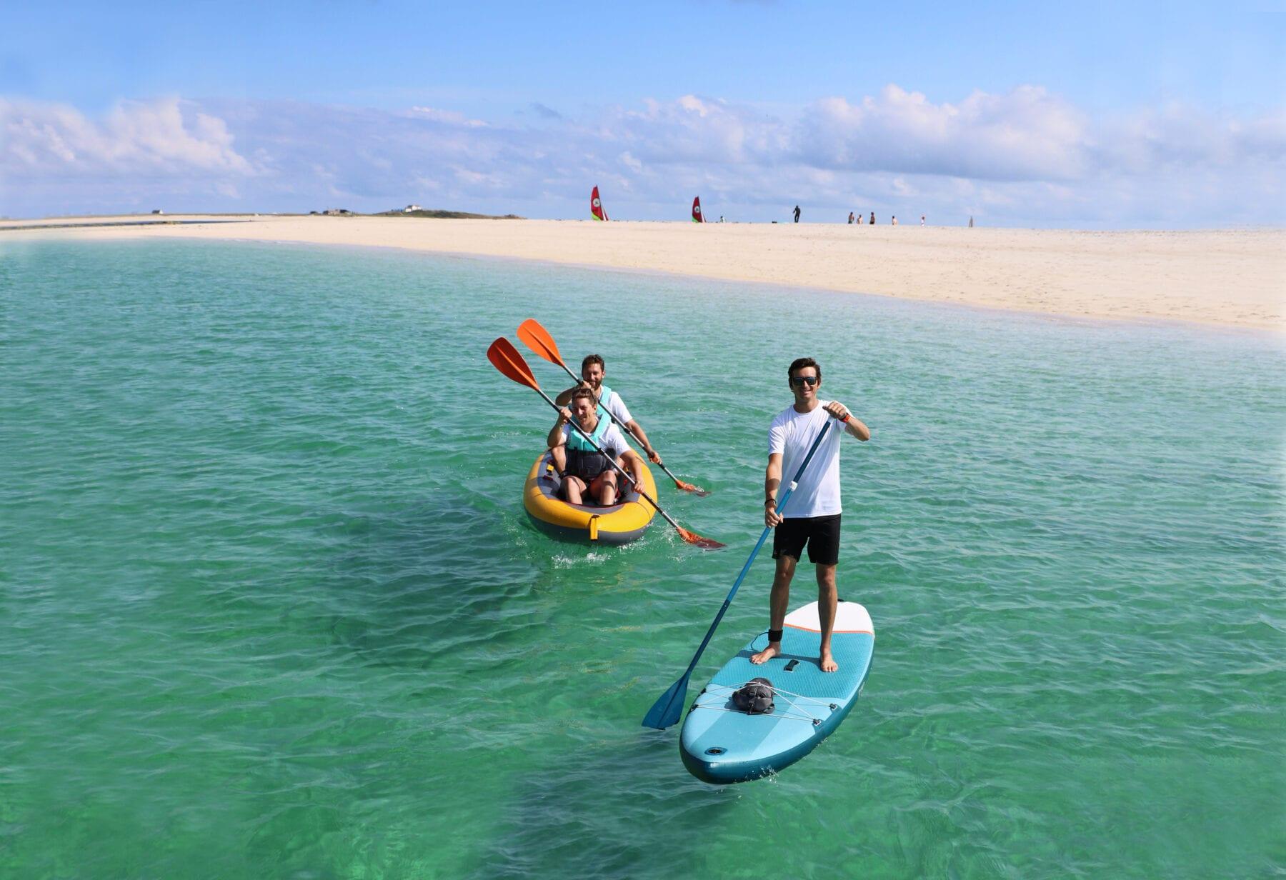 Decathlon sup board itiwit