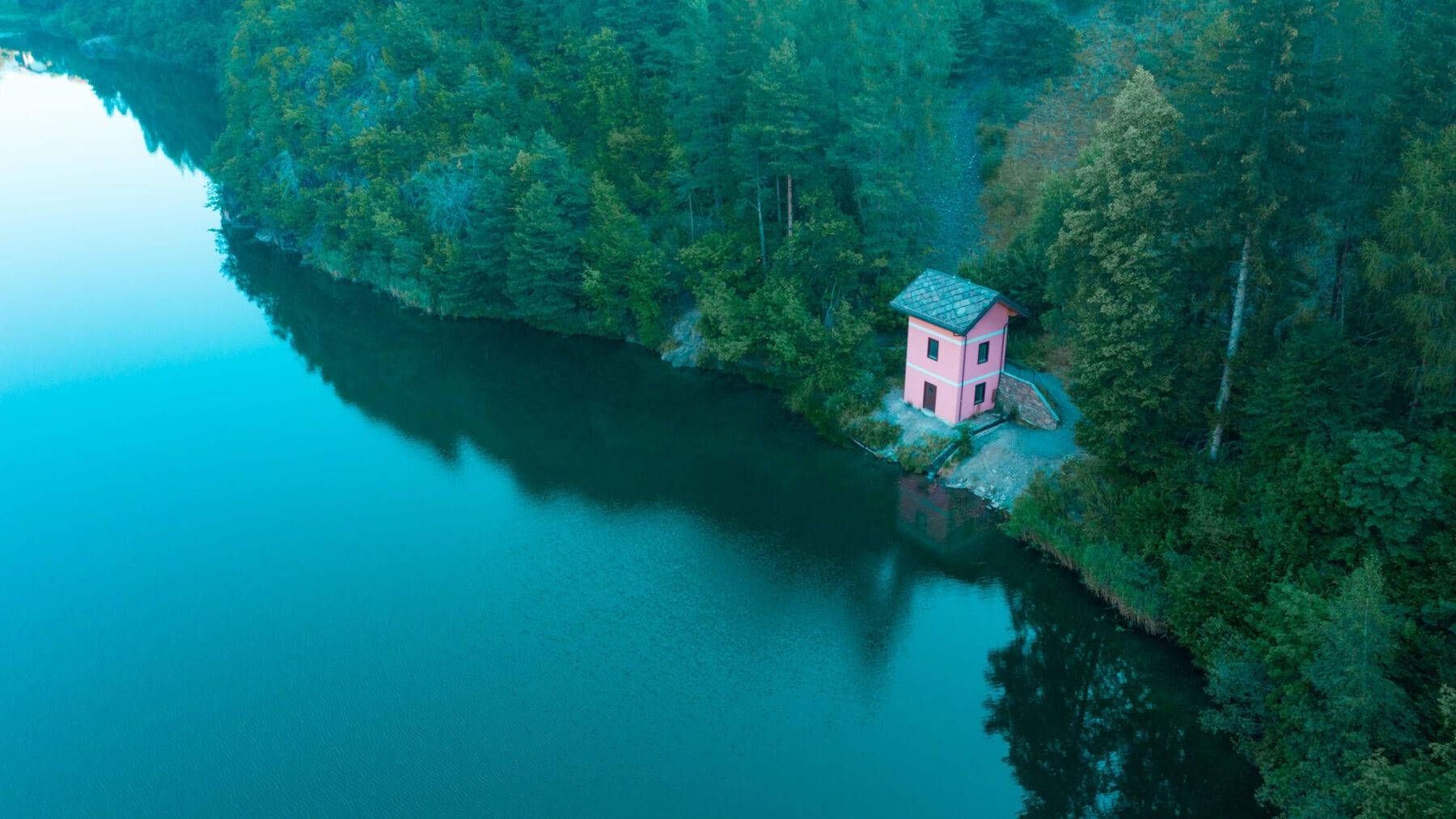 Mooiste meren van Trentino Lago di Lases
