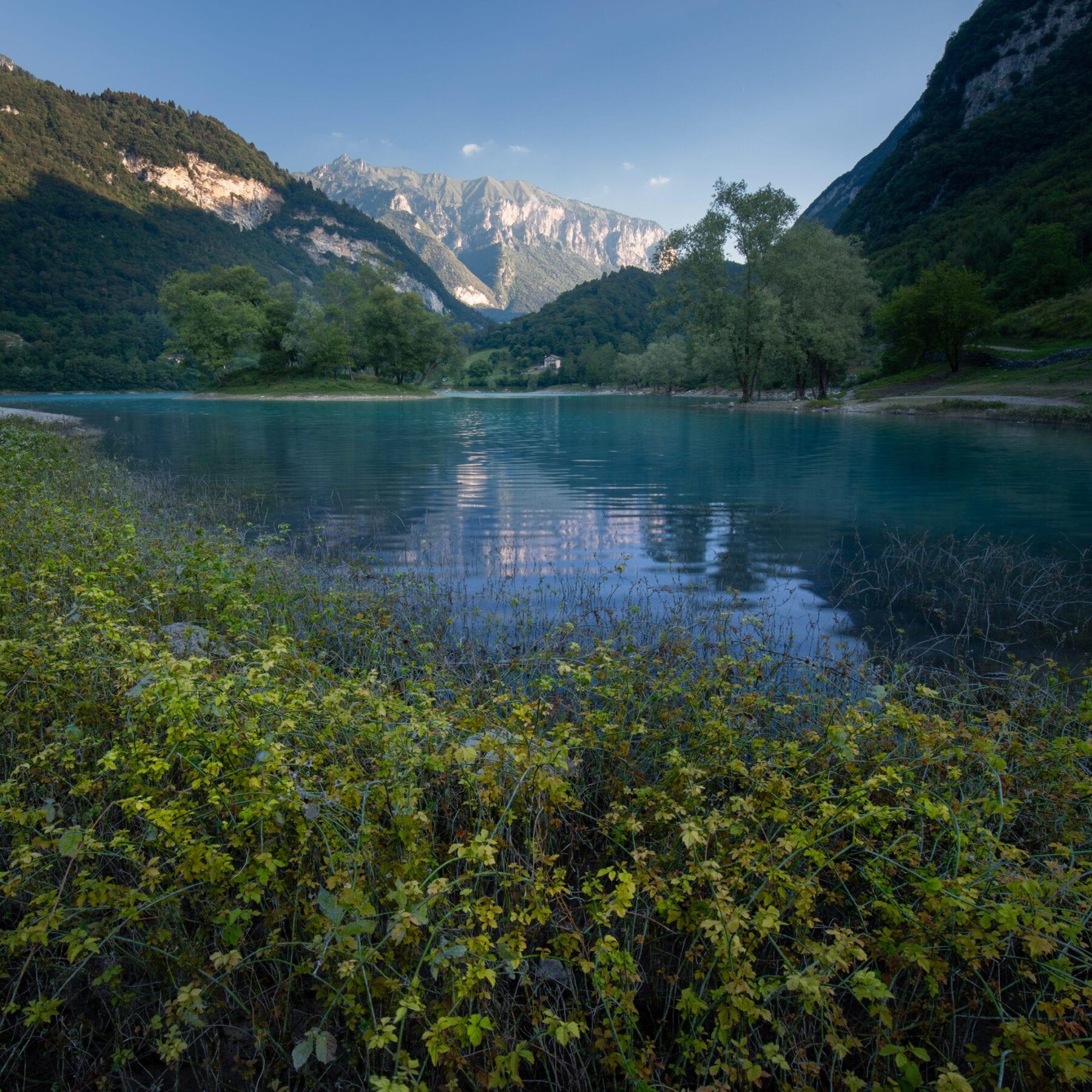 Mooiste meren van Trentino Tennomeer