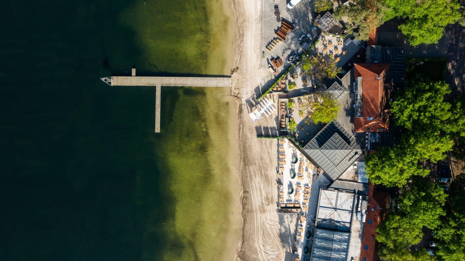 Buitenzwemmen rondom Den Bosch doe je bij de IJzeren man in Vught