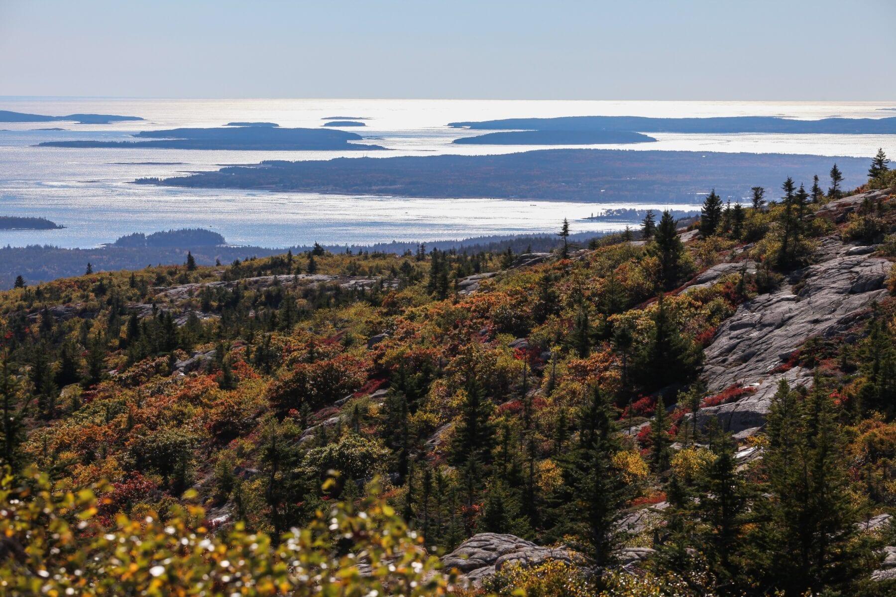 Nationale parken van Amerika Acadia