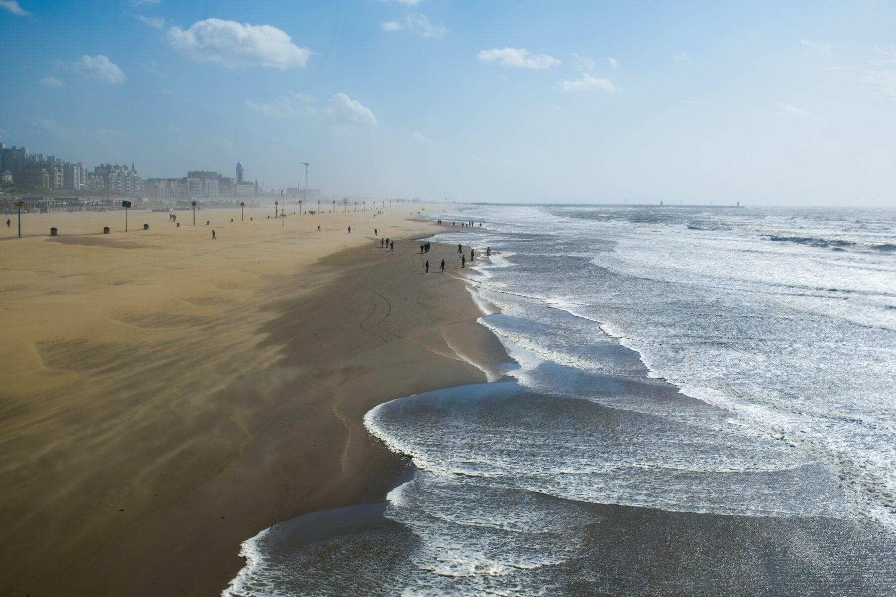 Nederlands kustpad Noordzee kustpad