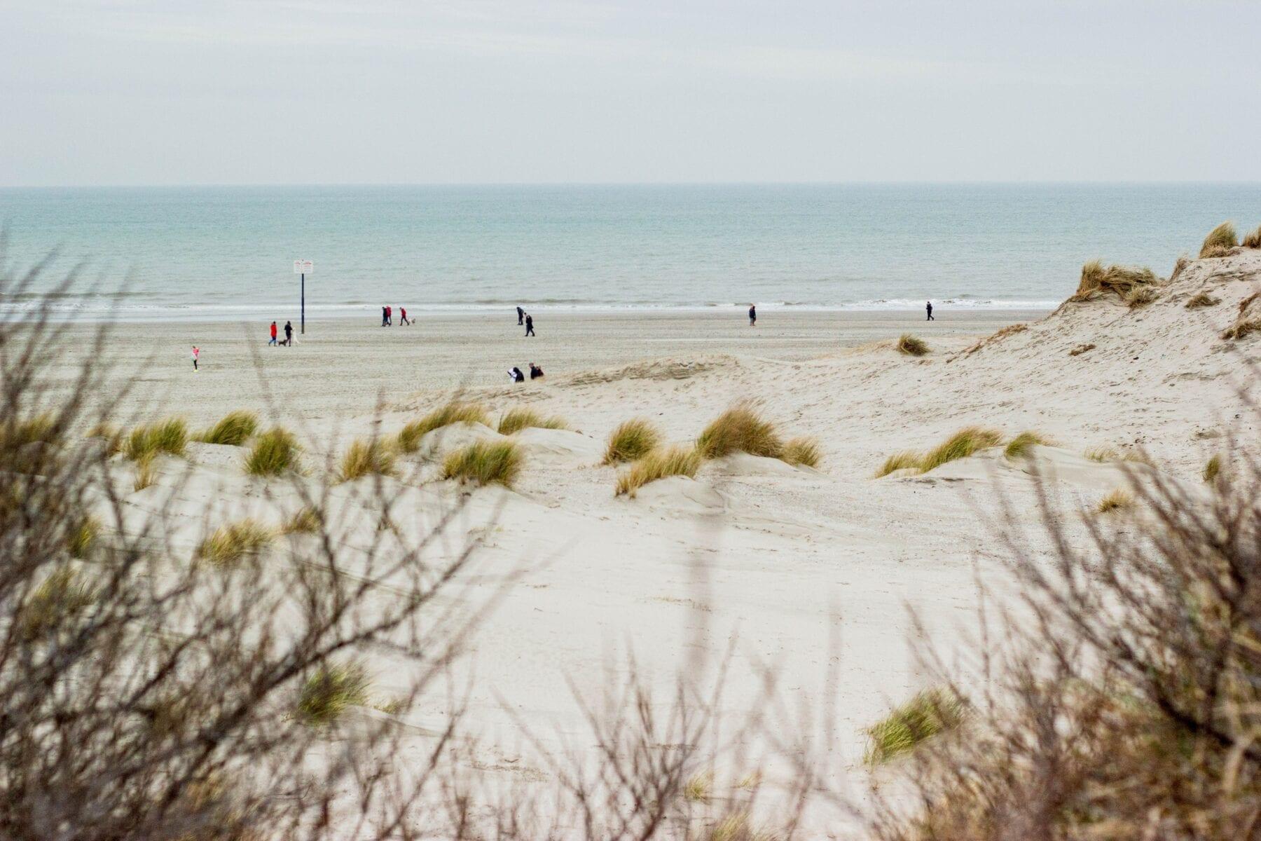 Nederlands kustpad duinen