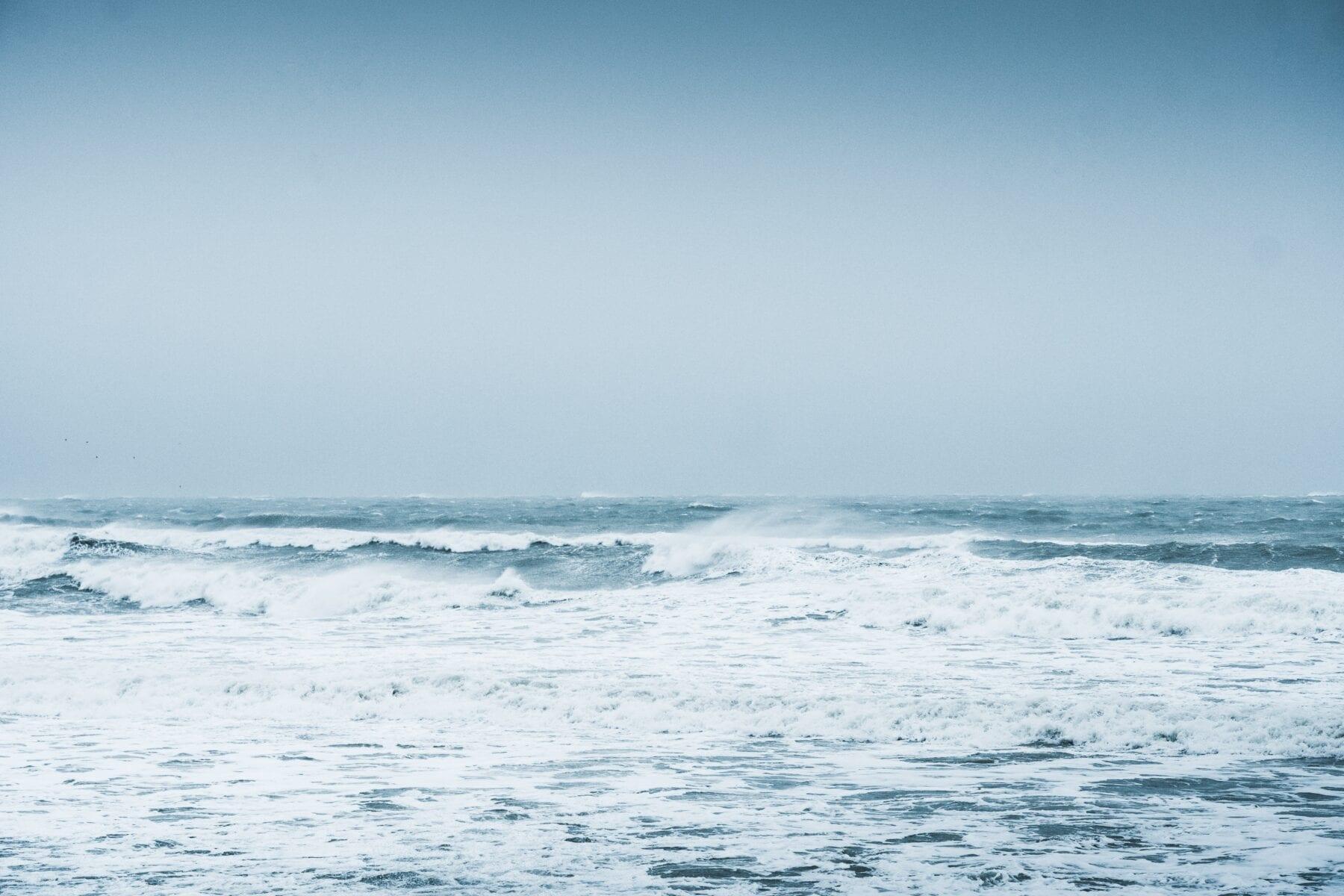 Wissant zee Noord-Frankrijk