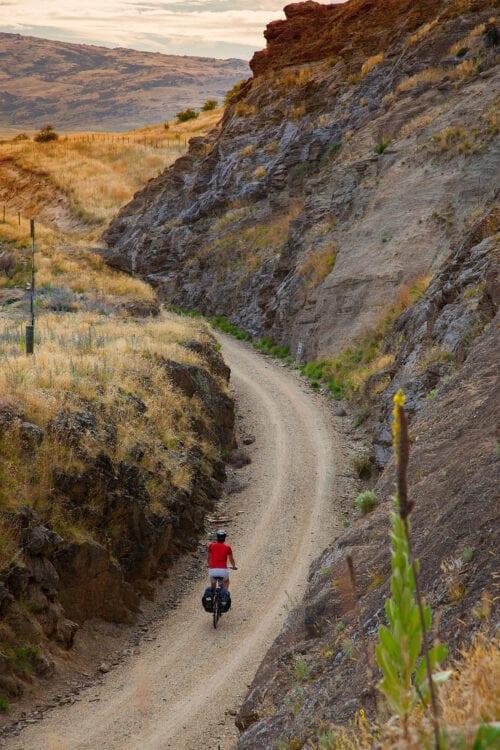 fietsen in nieuw zeeland