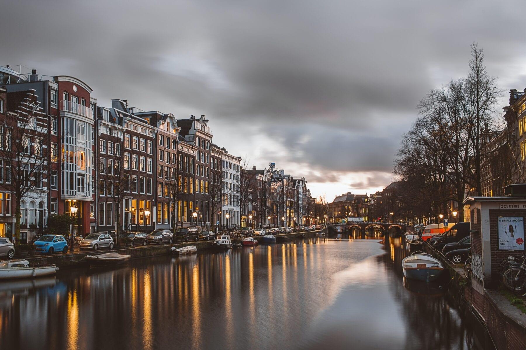 Amsterdam sup