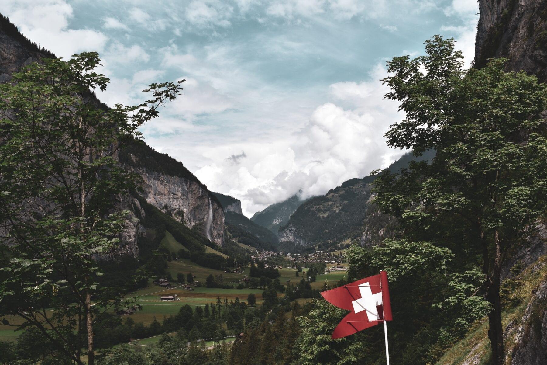 Duurzaam reizen naar Zwitserland
