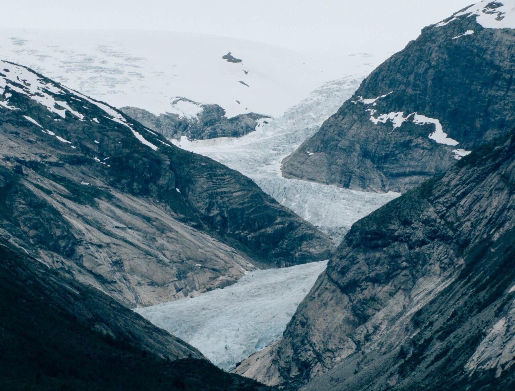 De Jostedalsbreen hoort in het rijtje van mooiste gletsjers van Europa