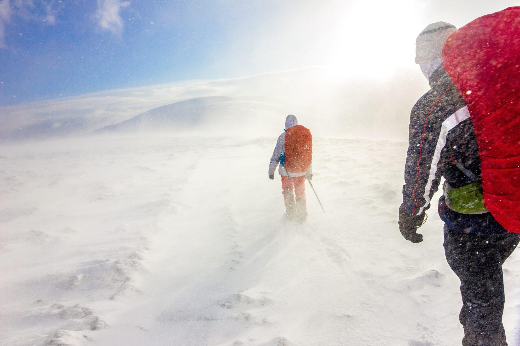 NKBV lidmaatschap gletsjertocht