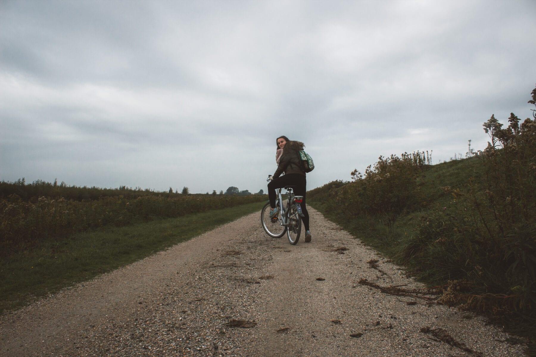 Tiengemeten fiets