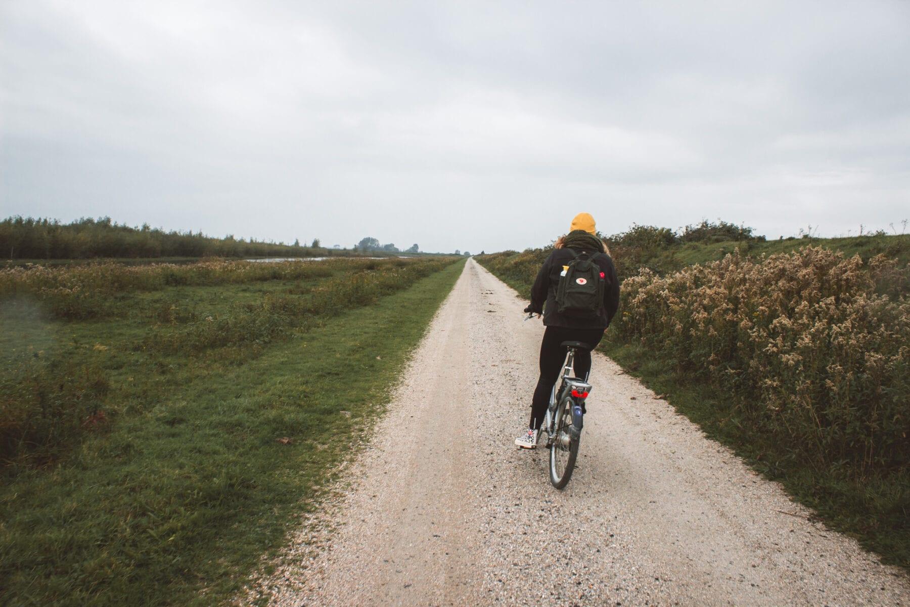 Tiengemeten fietsen