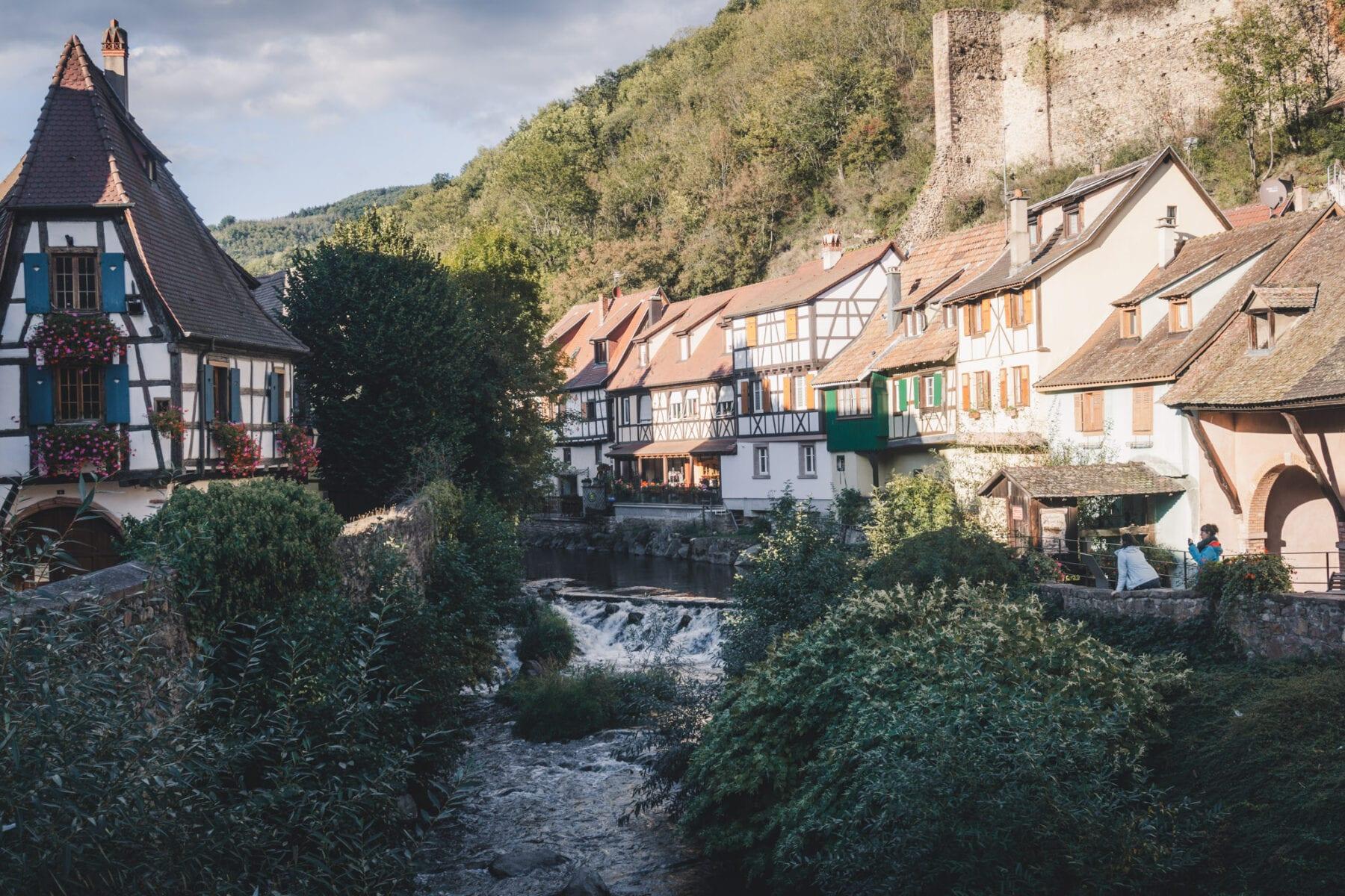 Vogezen vakantie Kaysersberg