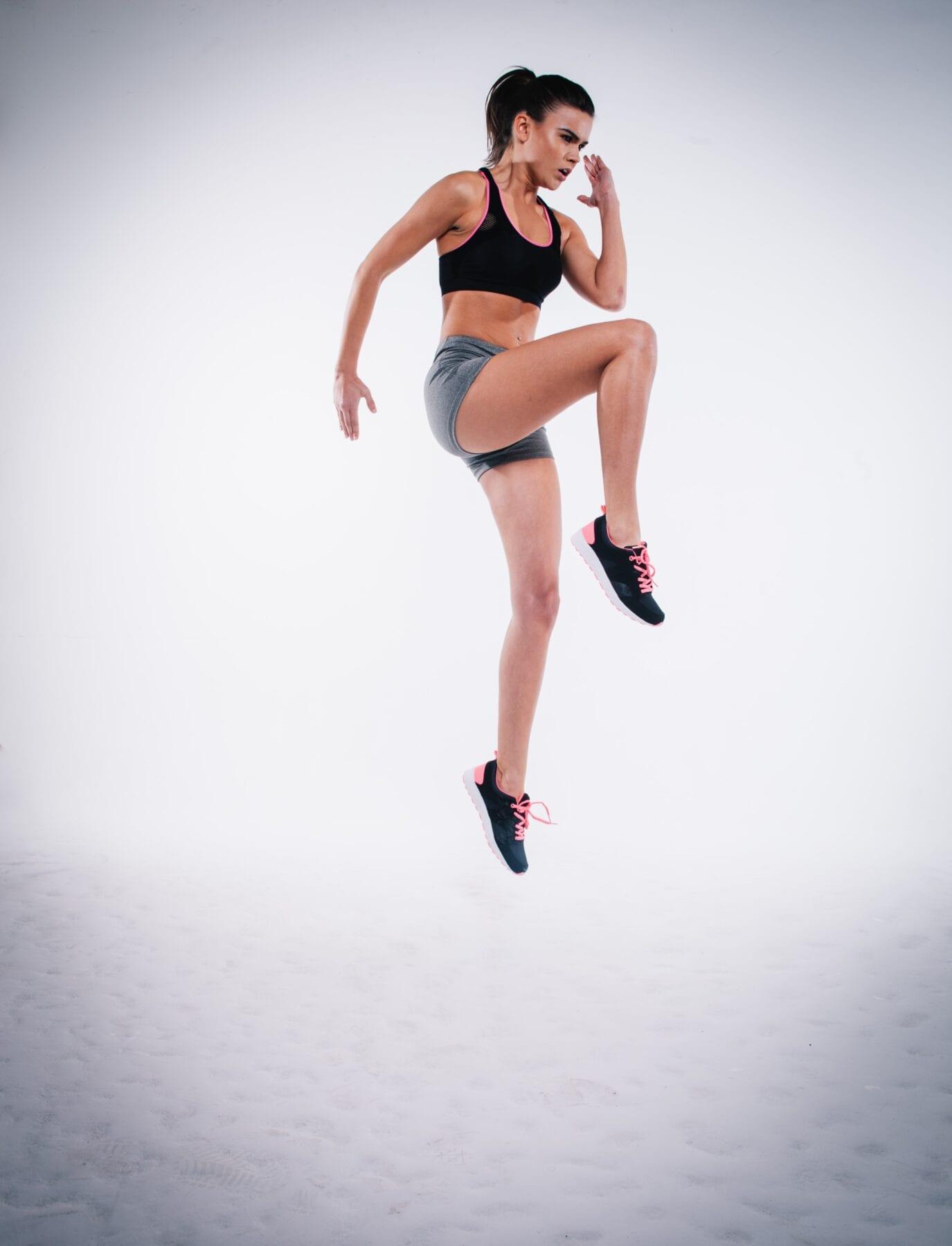 HIIT trainingen rennen