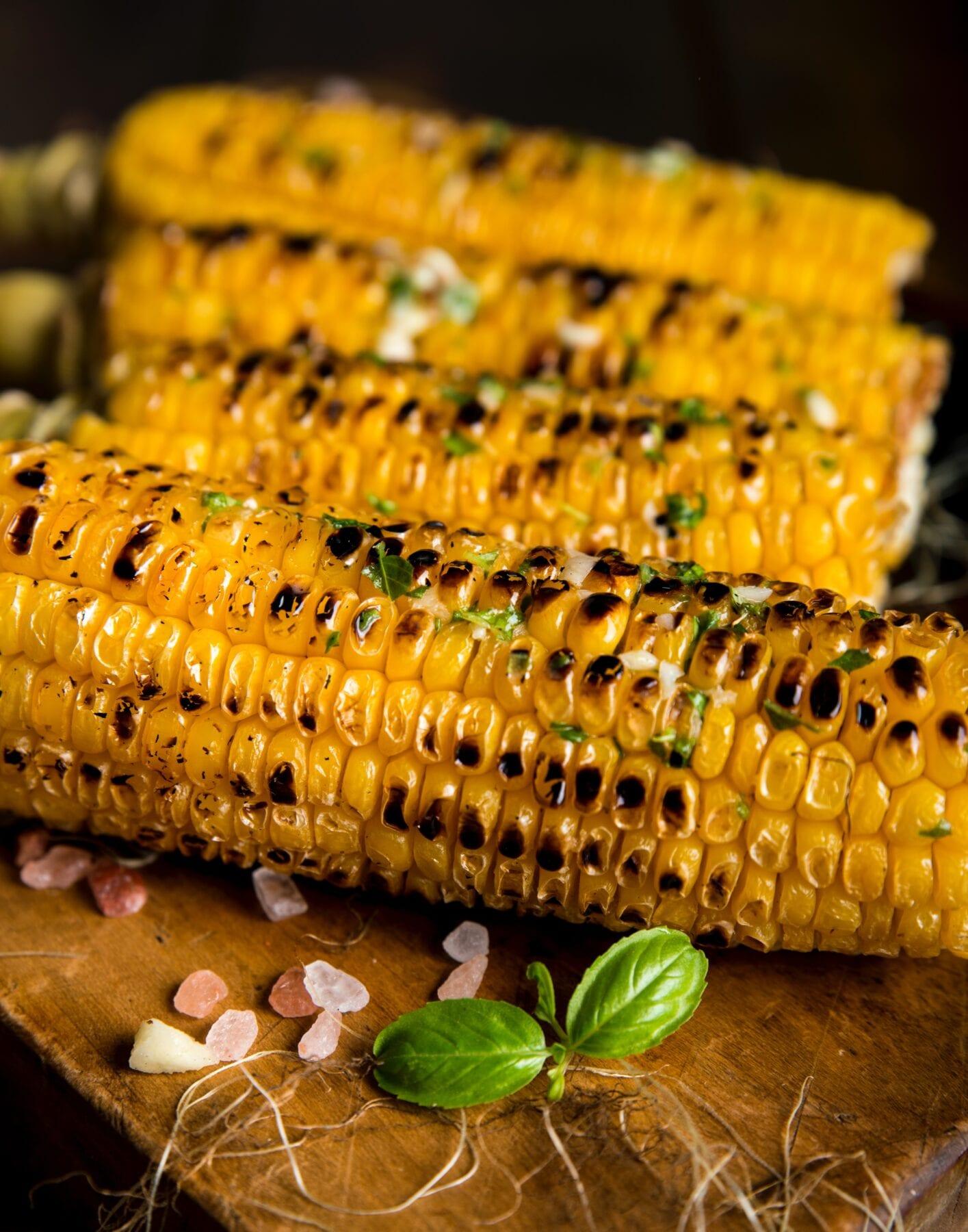 Kampvuur recepten maïs