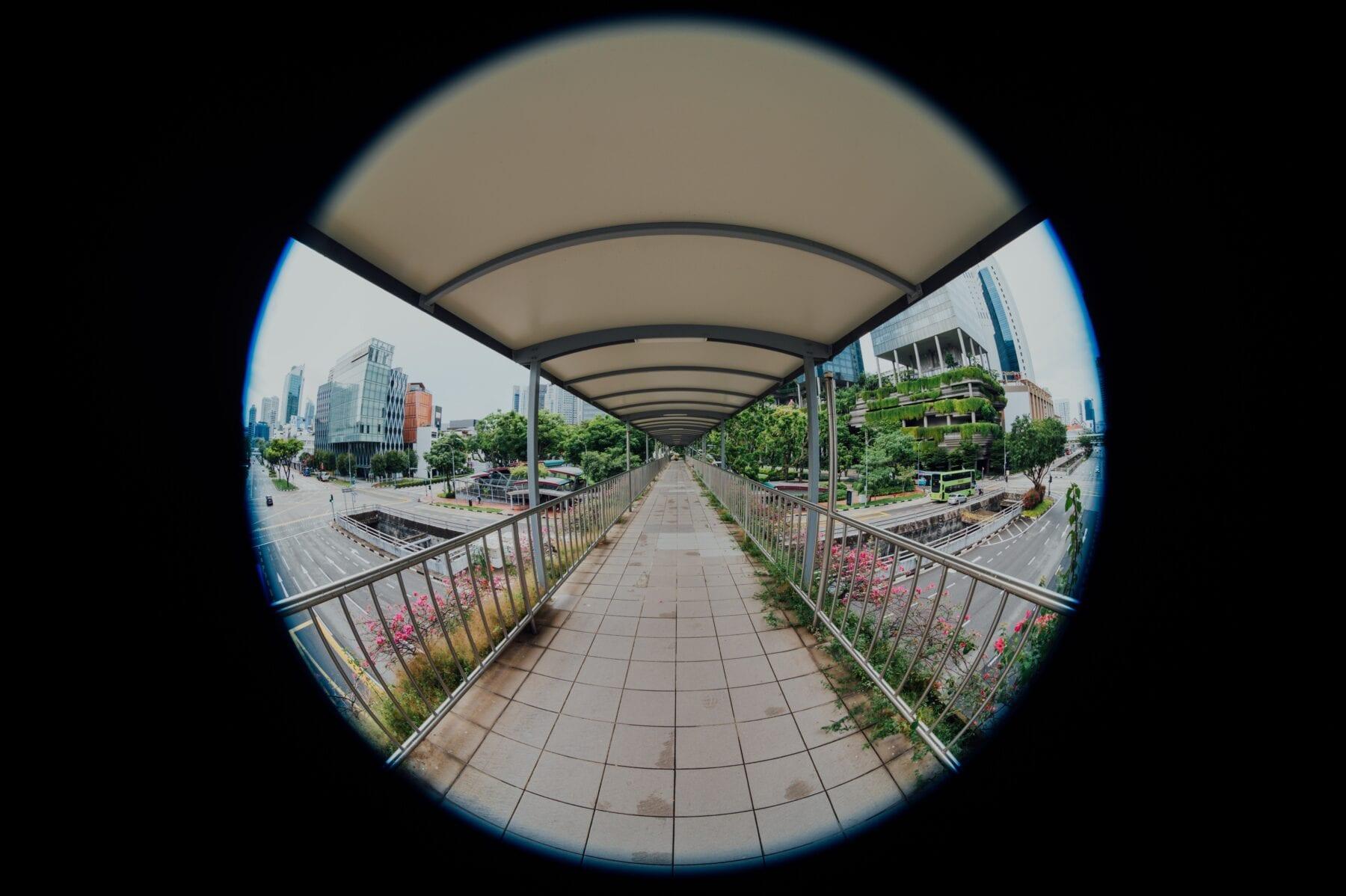 smartphone fotografie fisheye