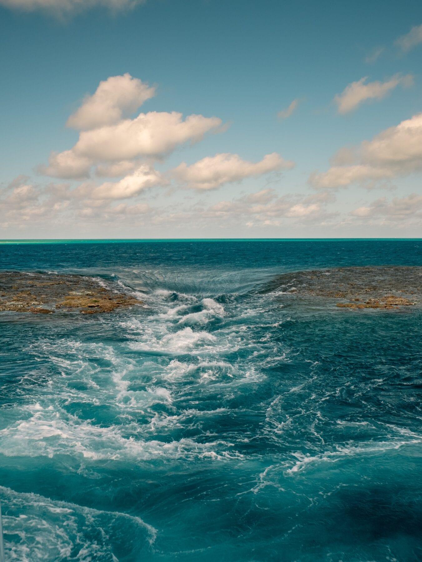 Het Groot Barrièrerif view
