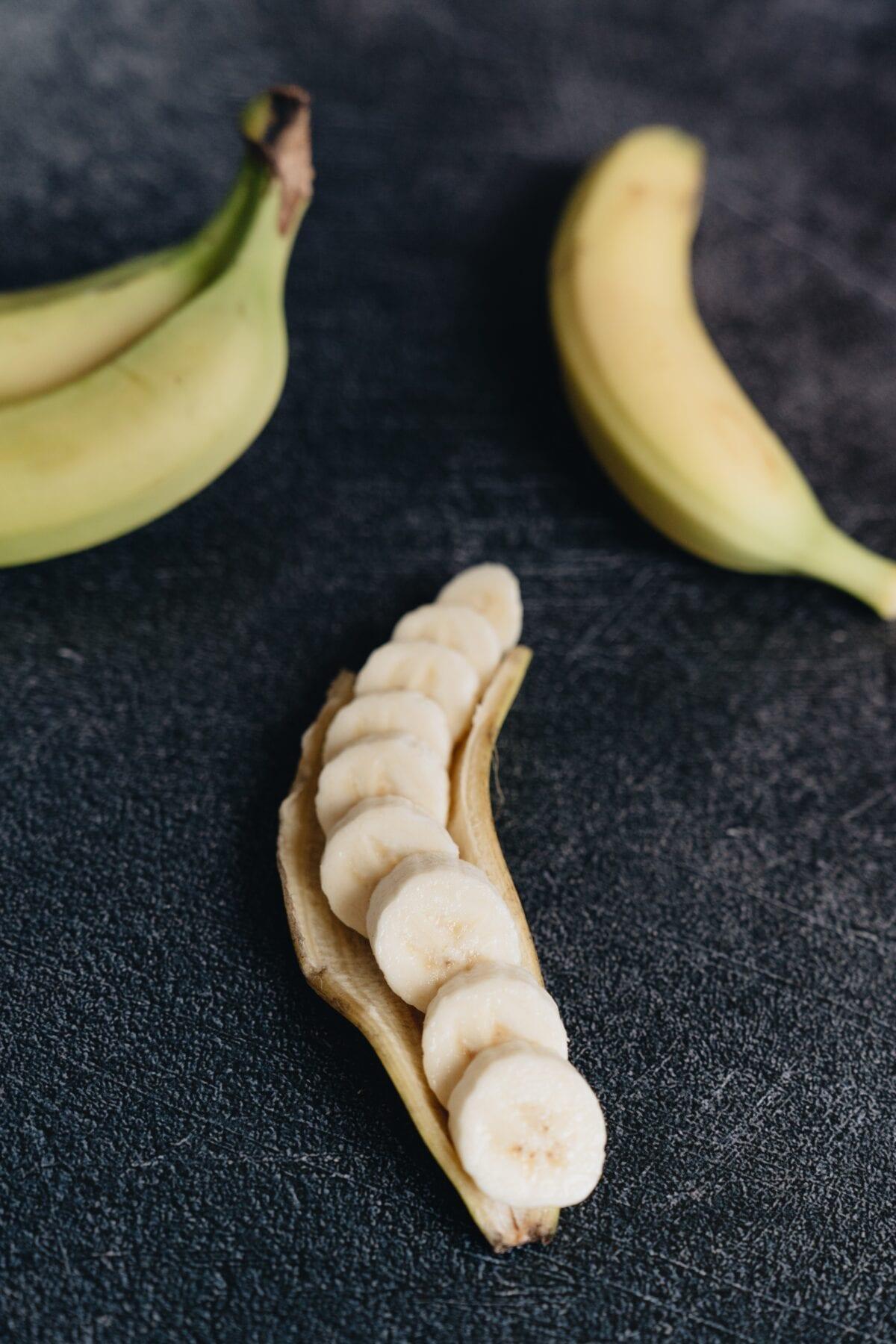 pre-workout banaan