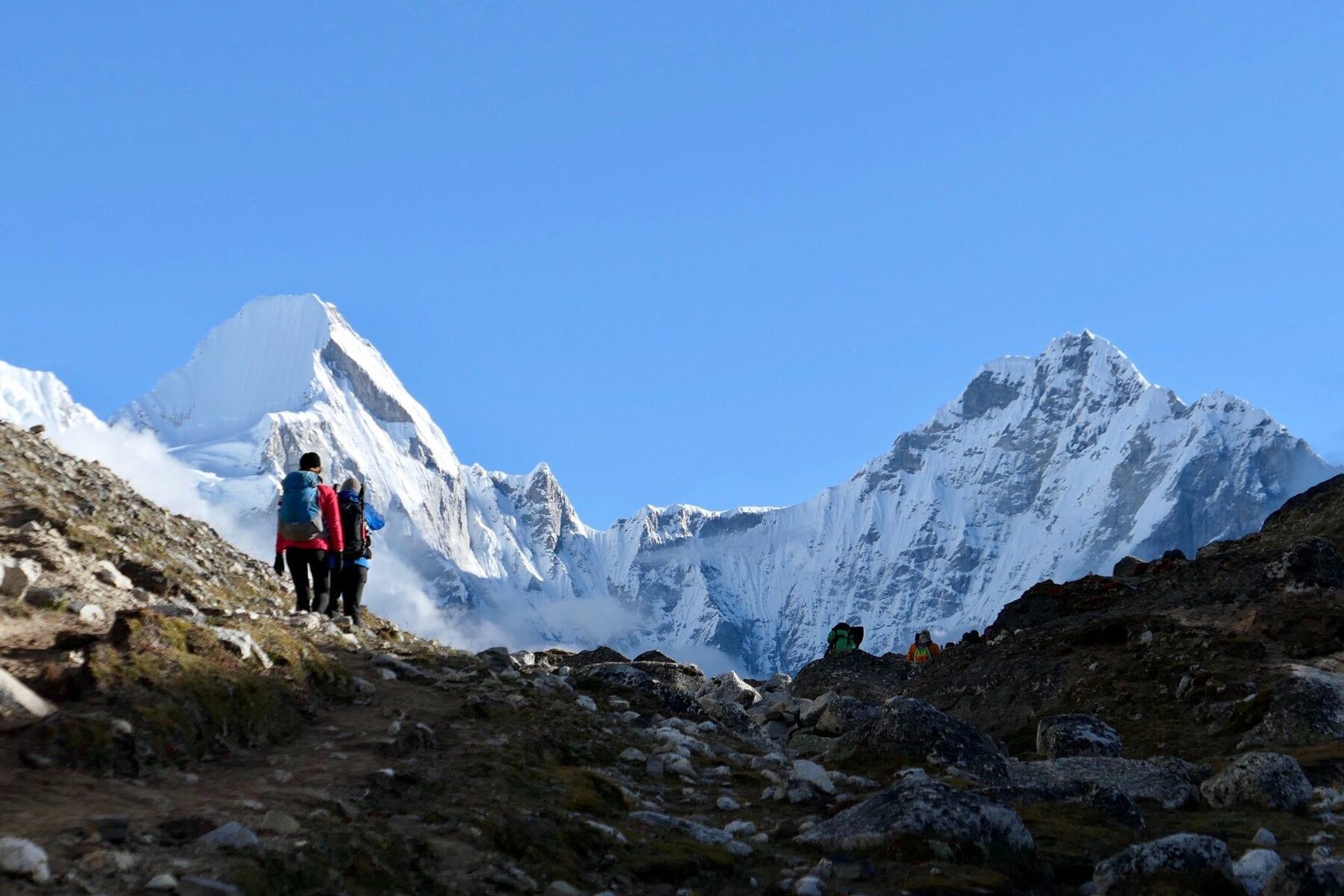 Mount Everest Himalaya