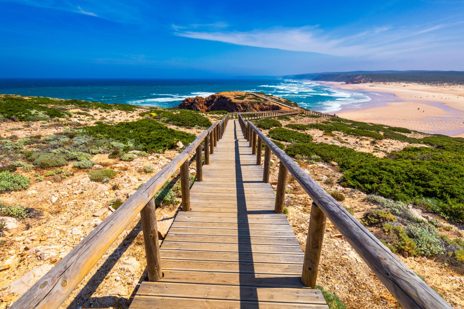 Stranden Algarve Bordeira