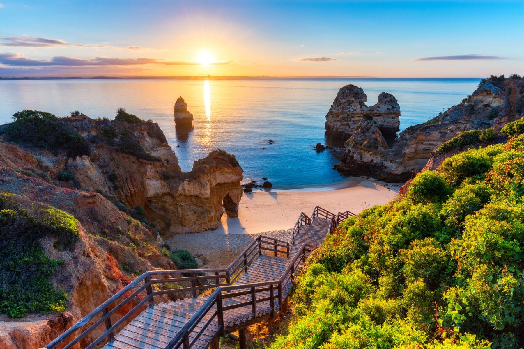 Stranden Algarve Camilo