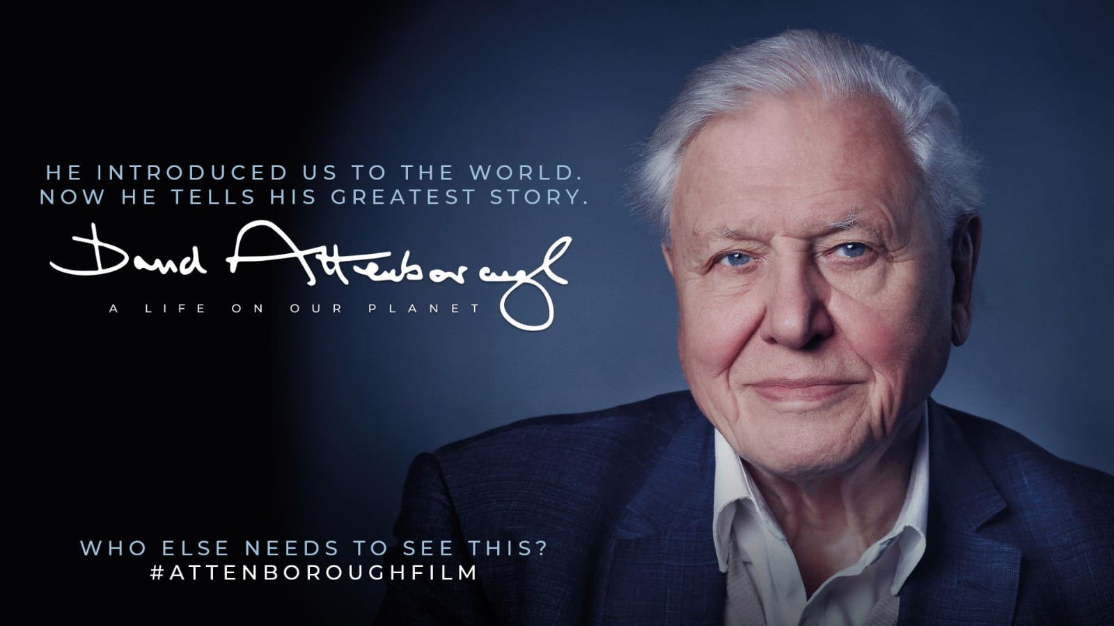 a Life on Our Planet David Attenborough