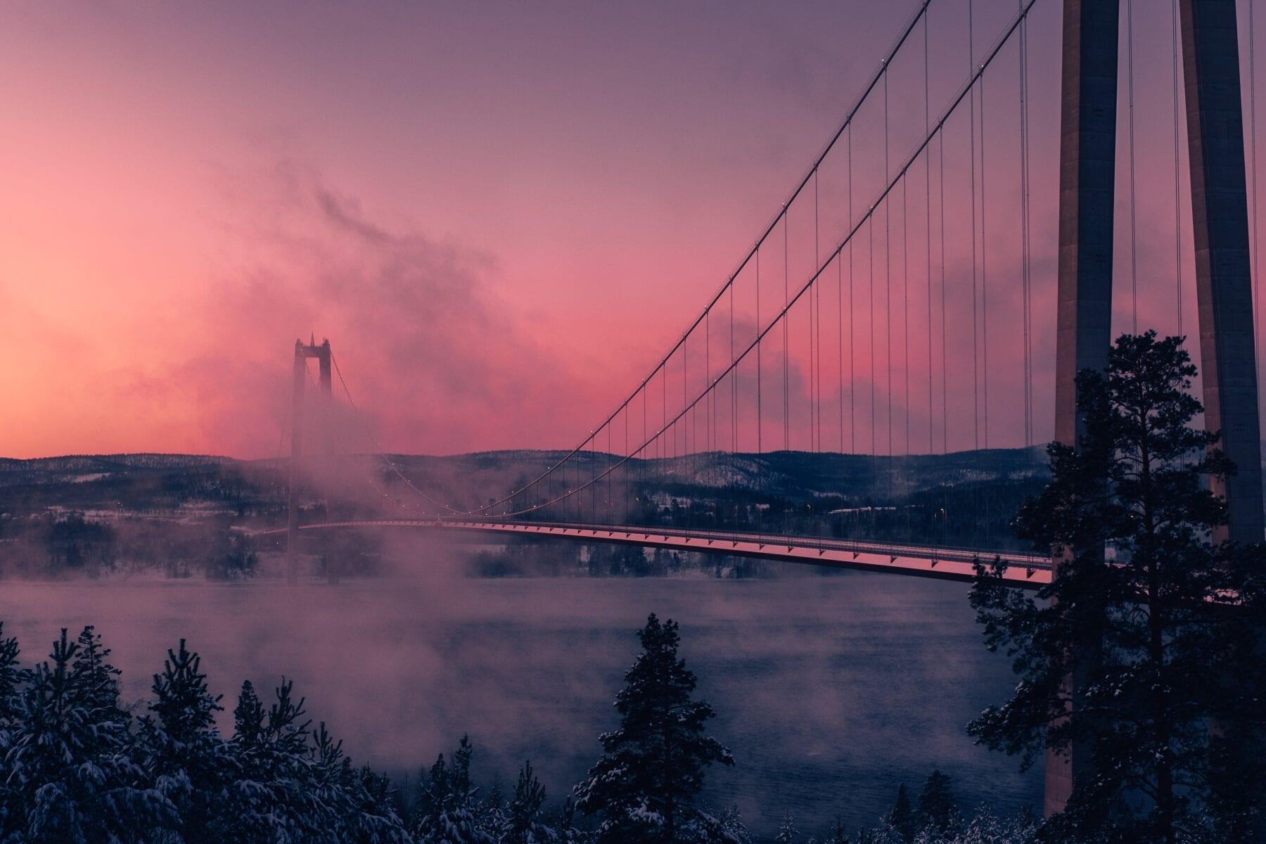 Foto's Zweden brug