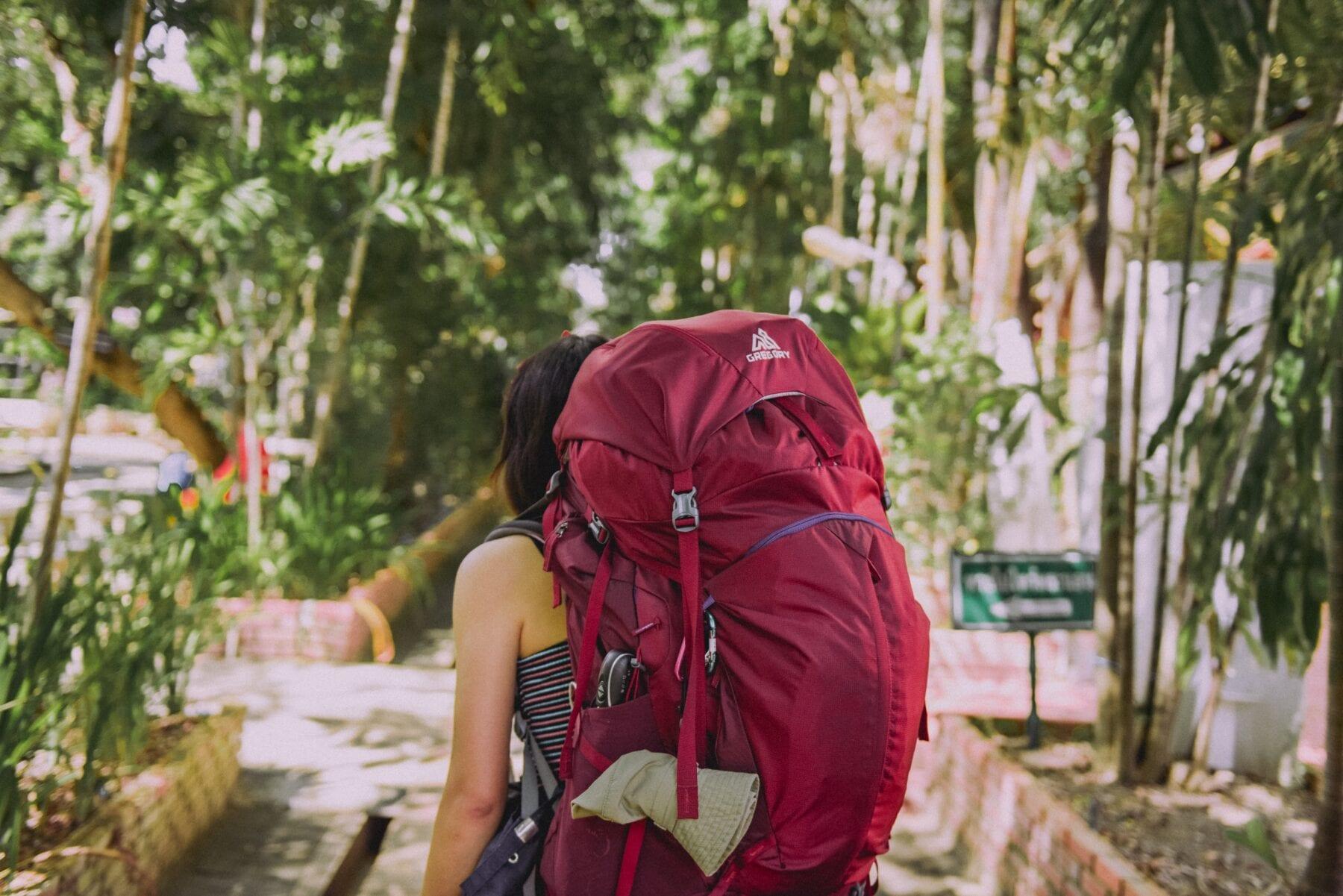 backpackers uitgelegd backpacker