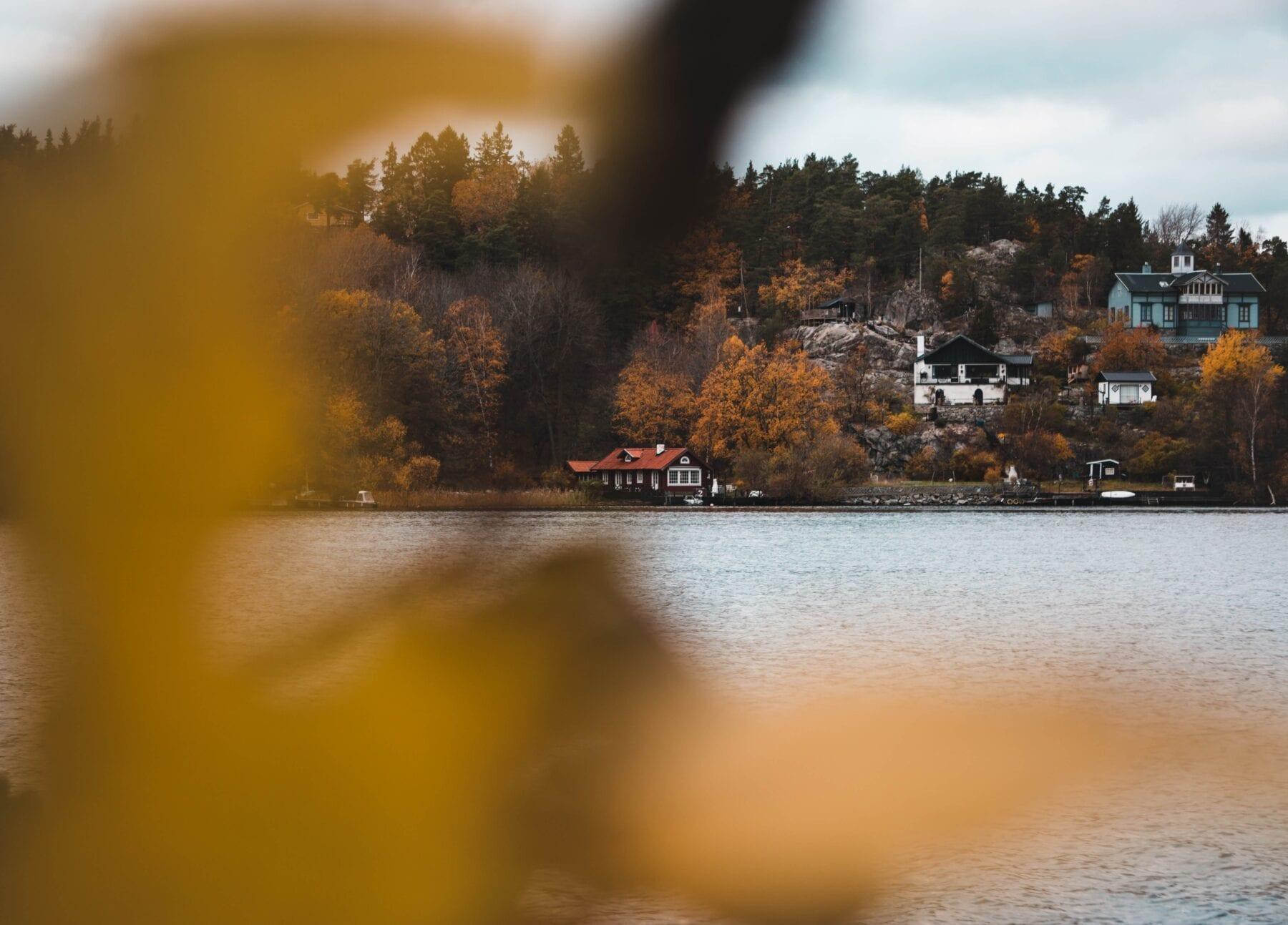 Foto's Zweden meer